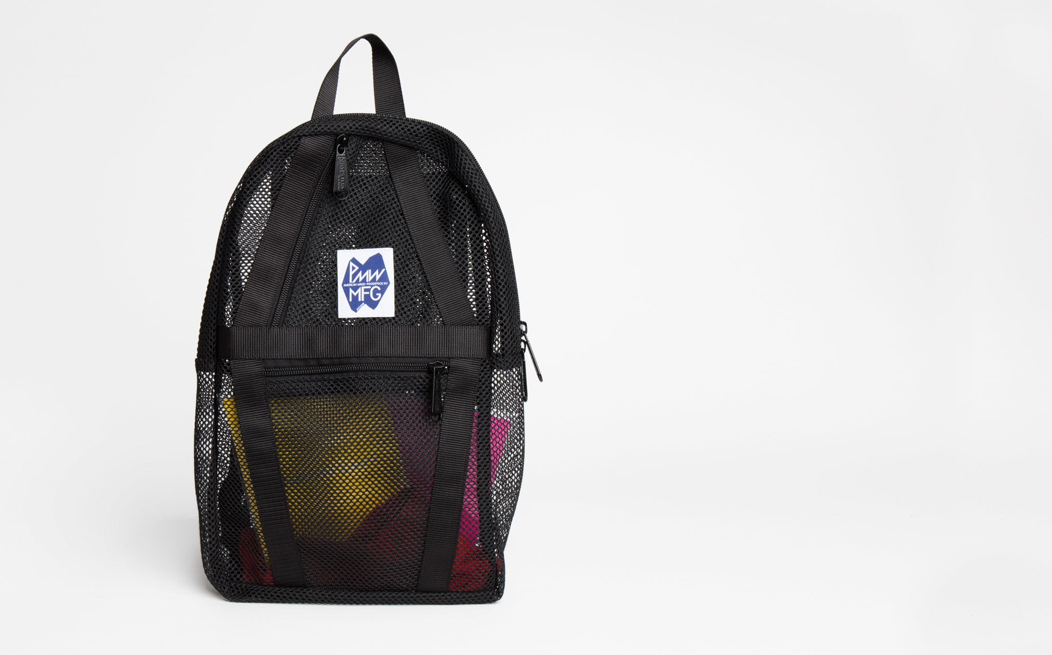 PMW Manufacturing Mesh Tinker Backpack