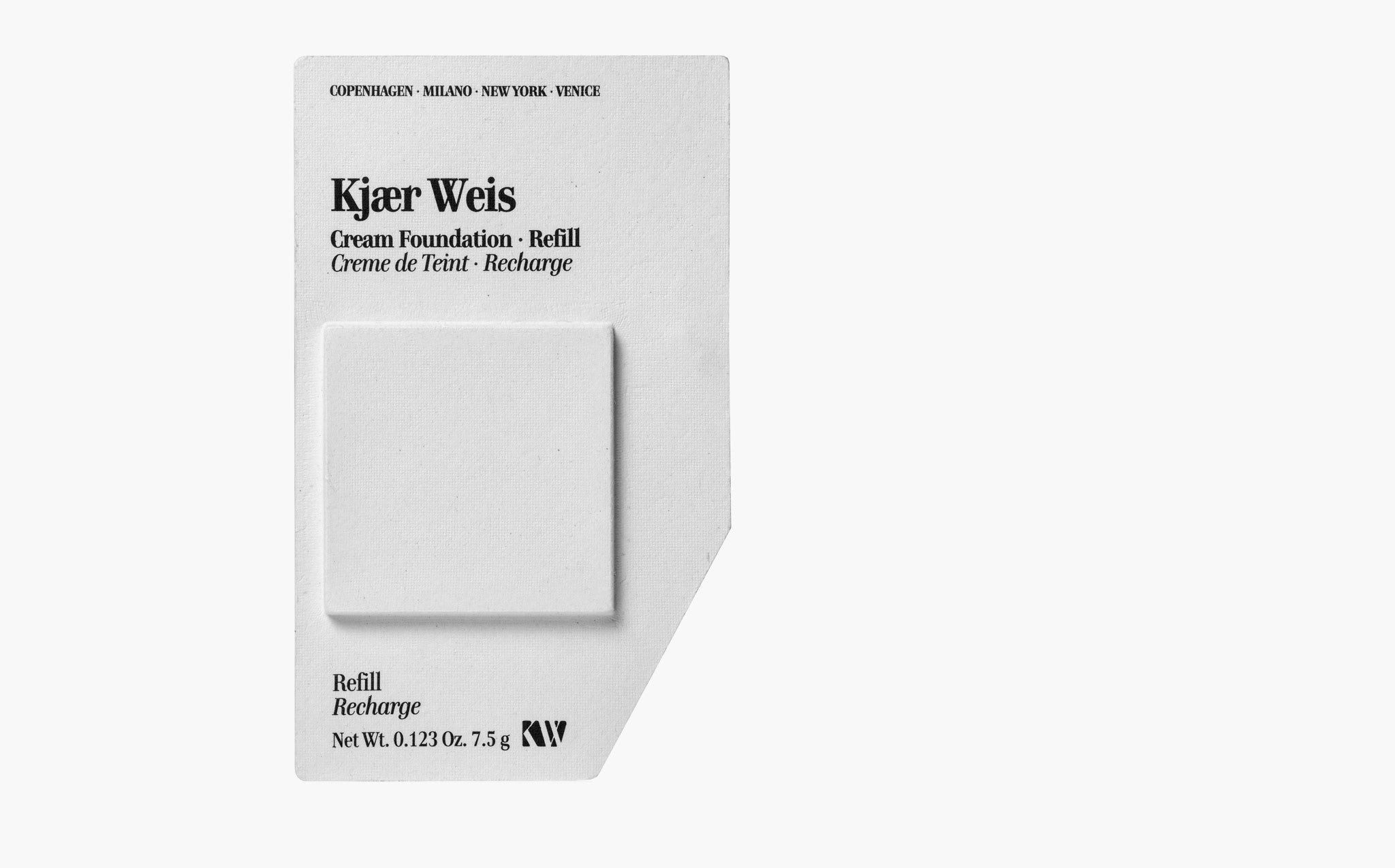 Kjaer Weis Delicate Foundation