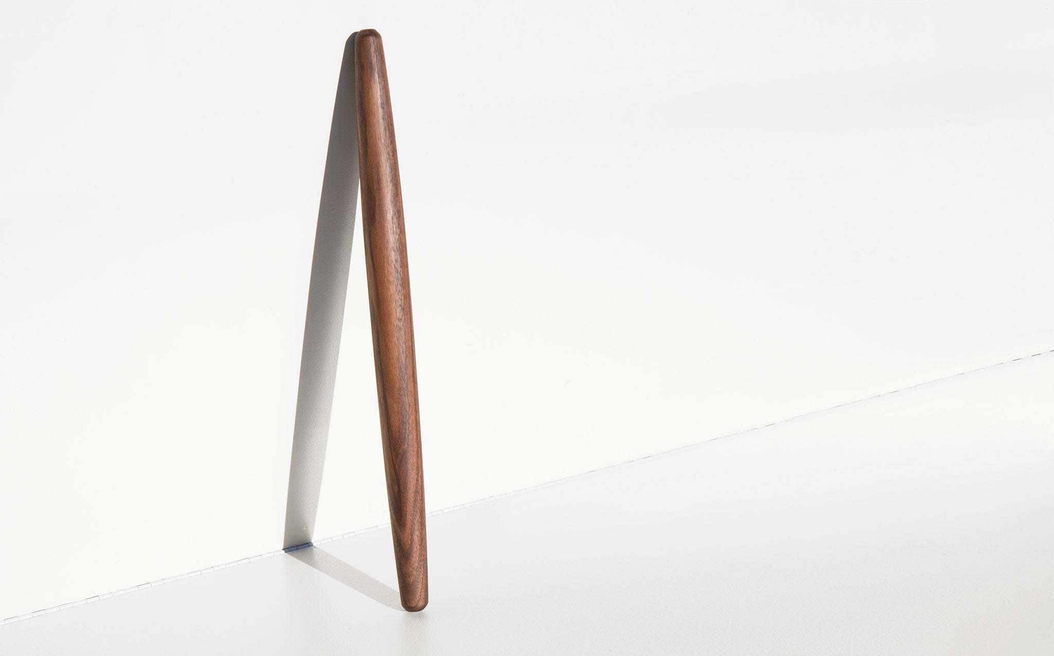 Mod Tribe Design Walnut French Rolling Pin