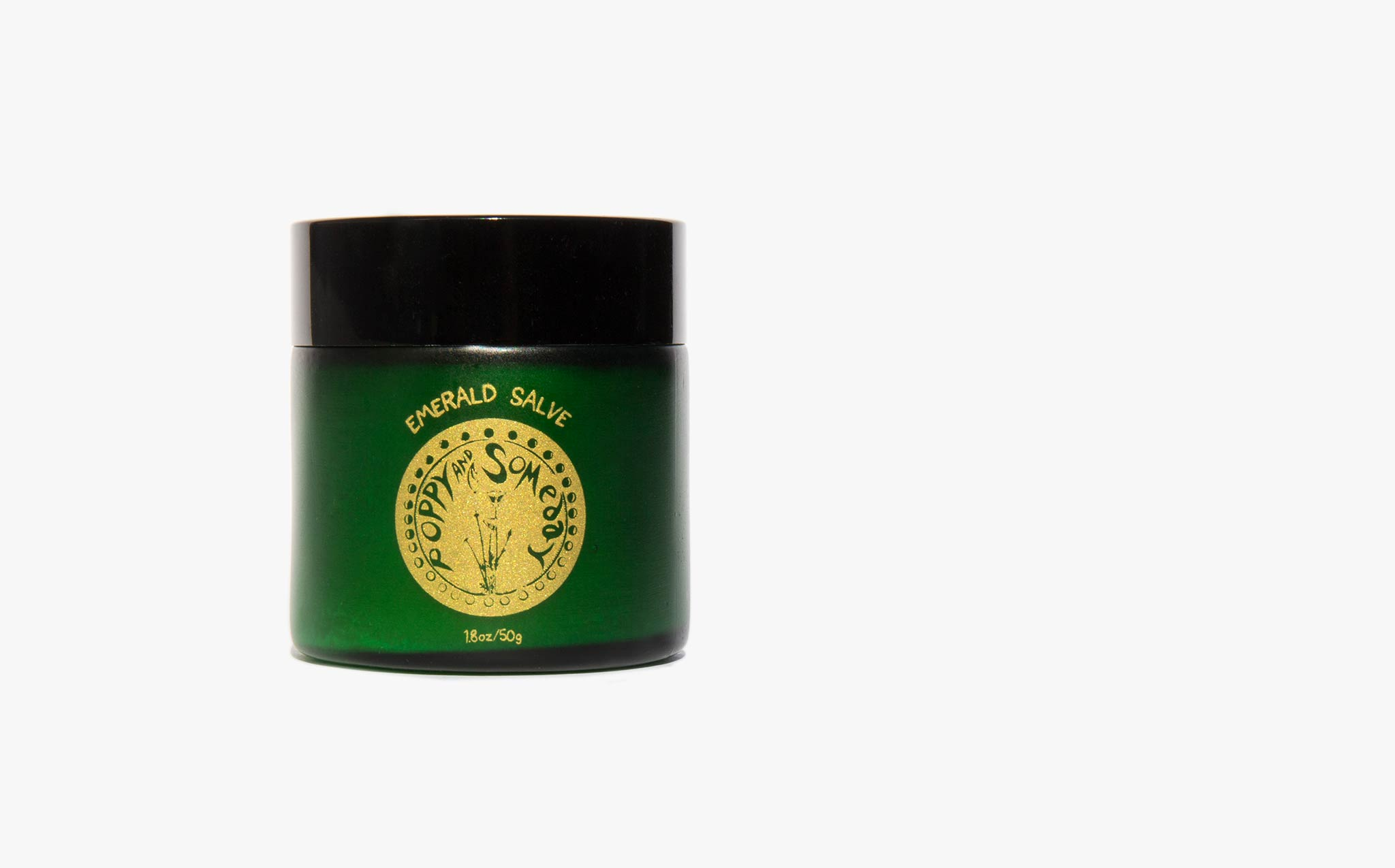 Poppy and Someday Emerald Salve