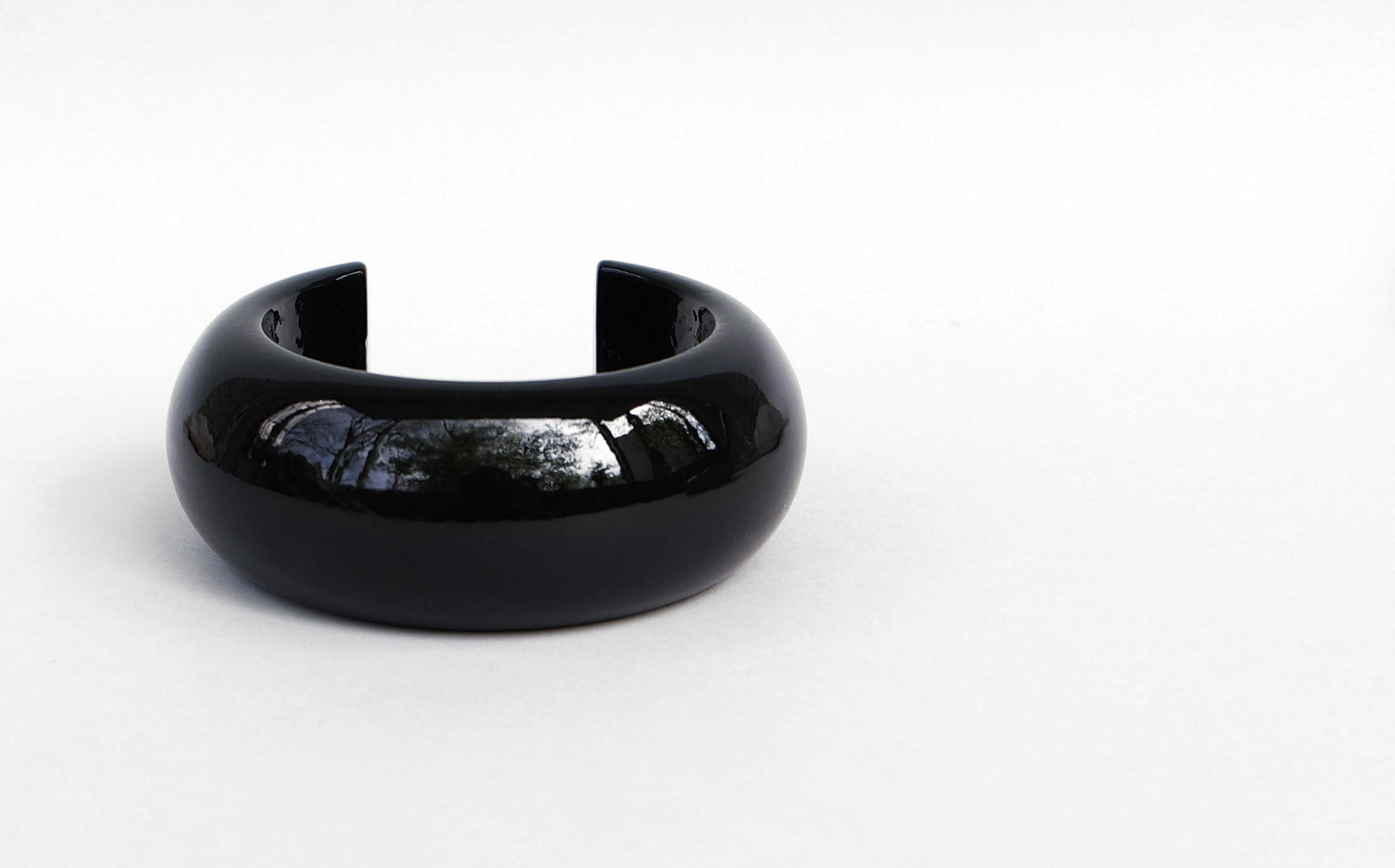 Saskia Diez Wood Cuff No. 1