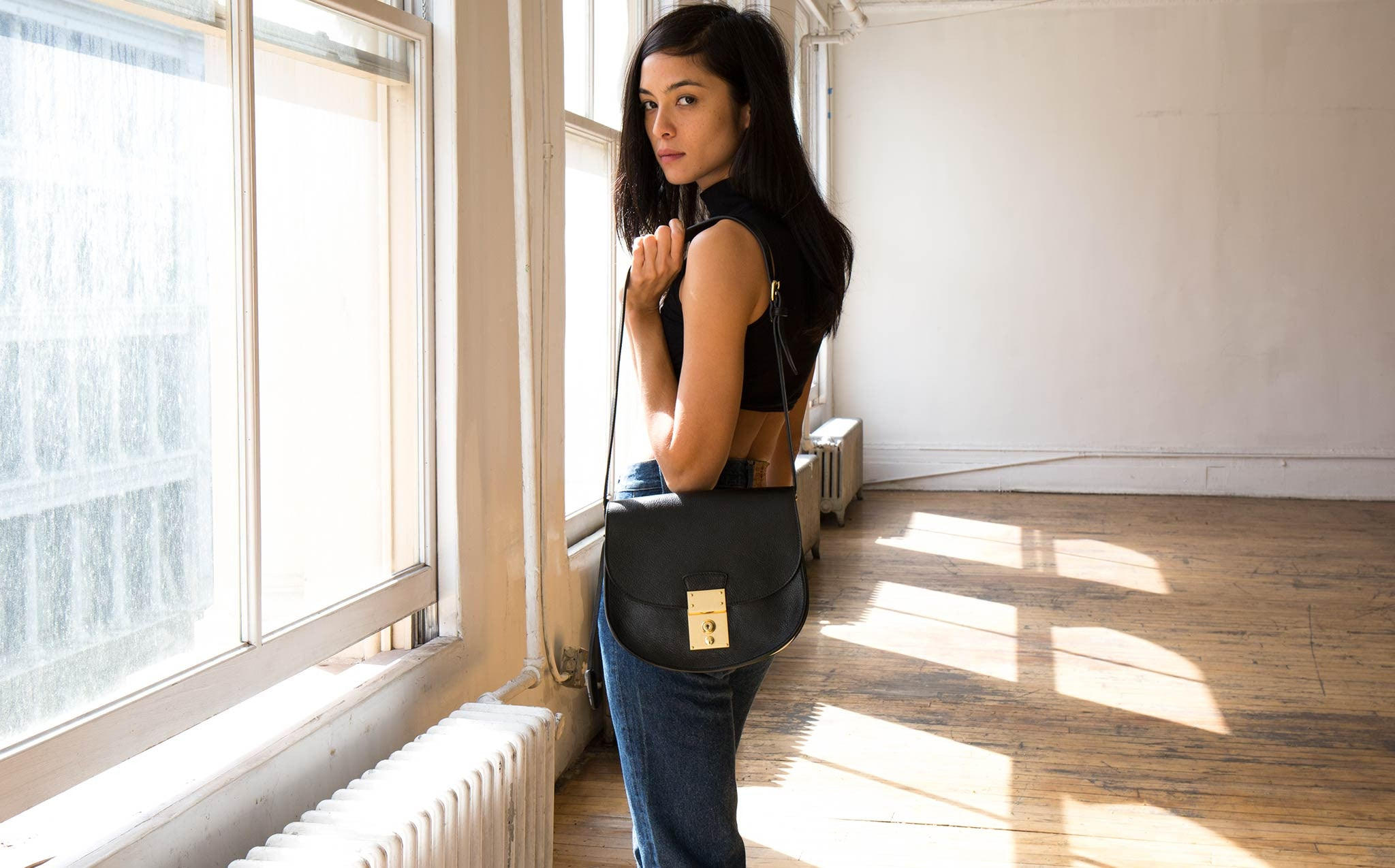 Lotuff Arc Shoulder Bag