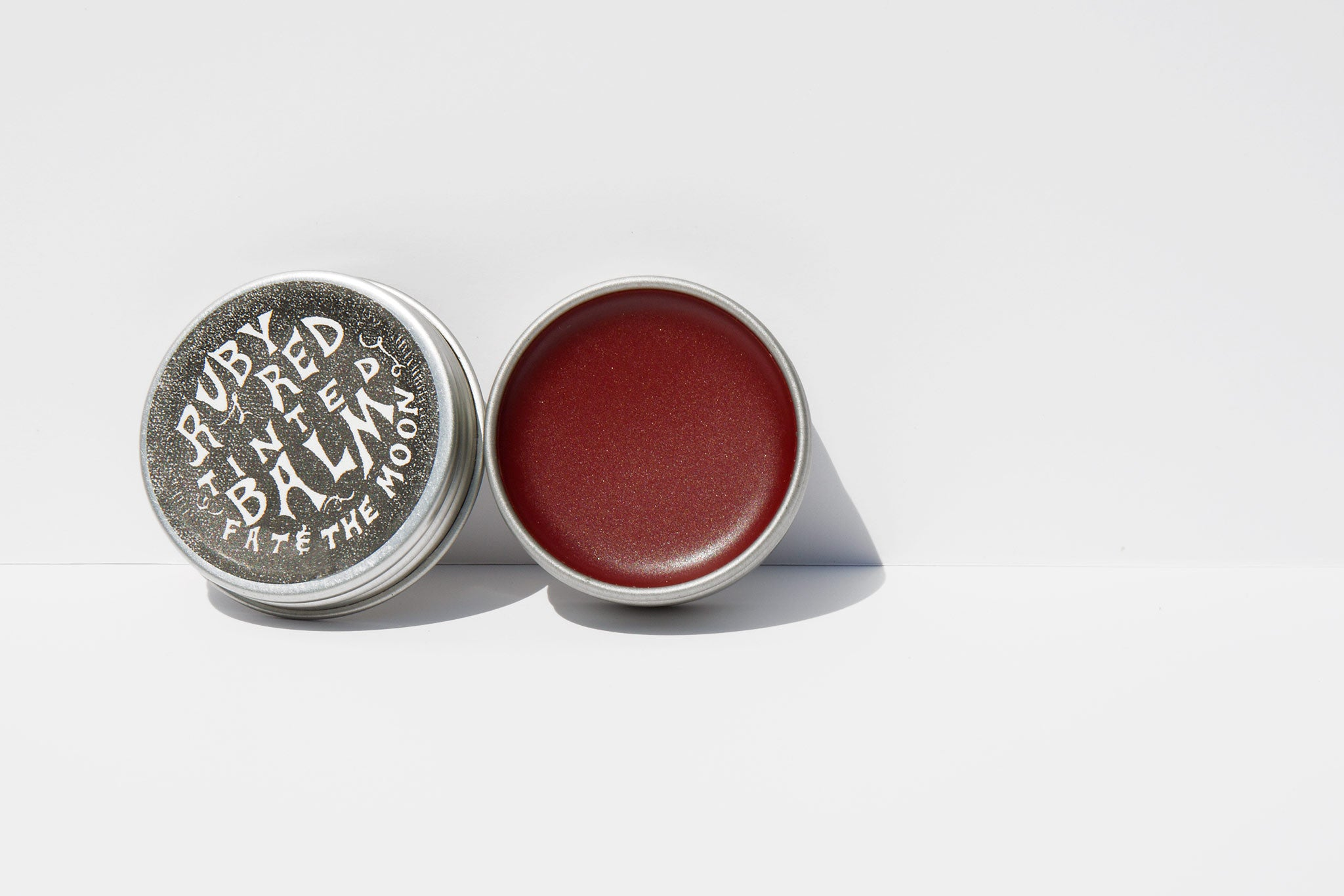 Fat and the Moon Ruby Red Tinted Balm