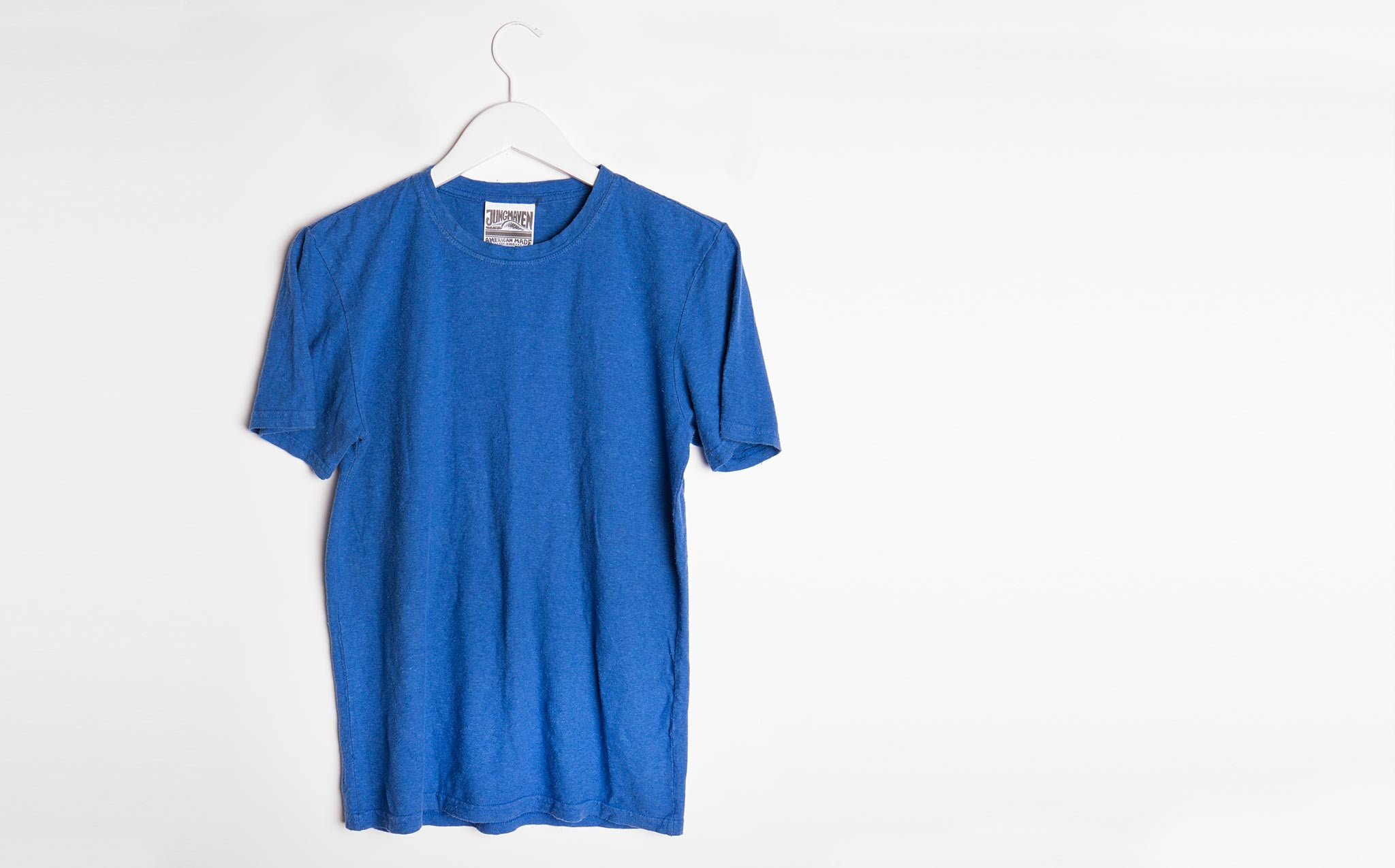 Jungmaven Surf Blue 5 Oz Tee