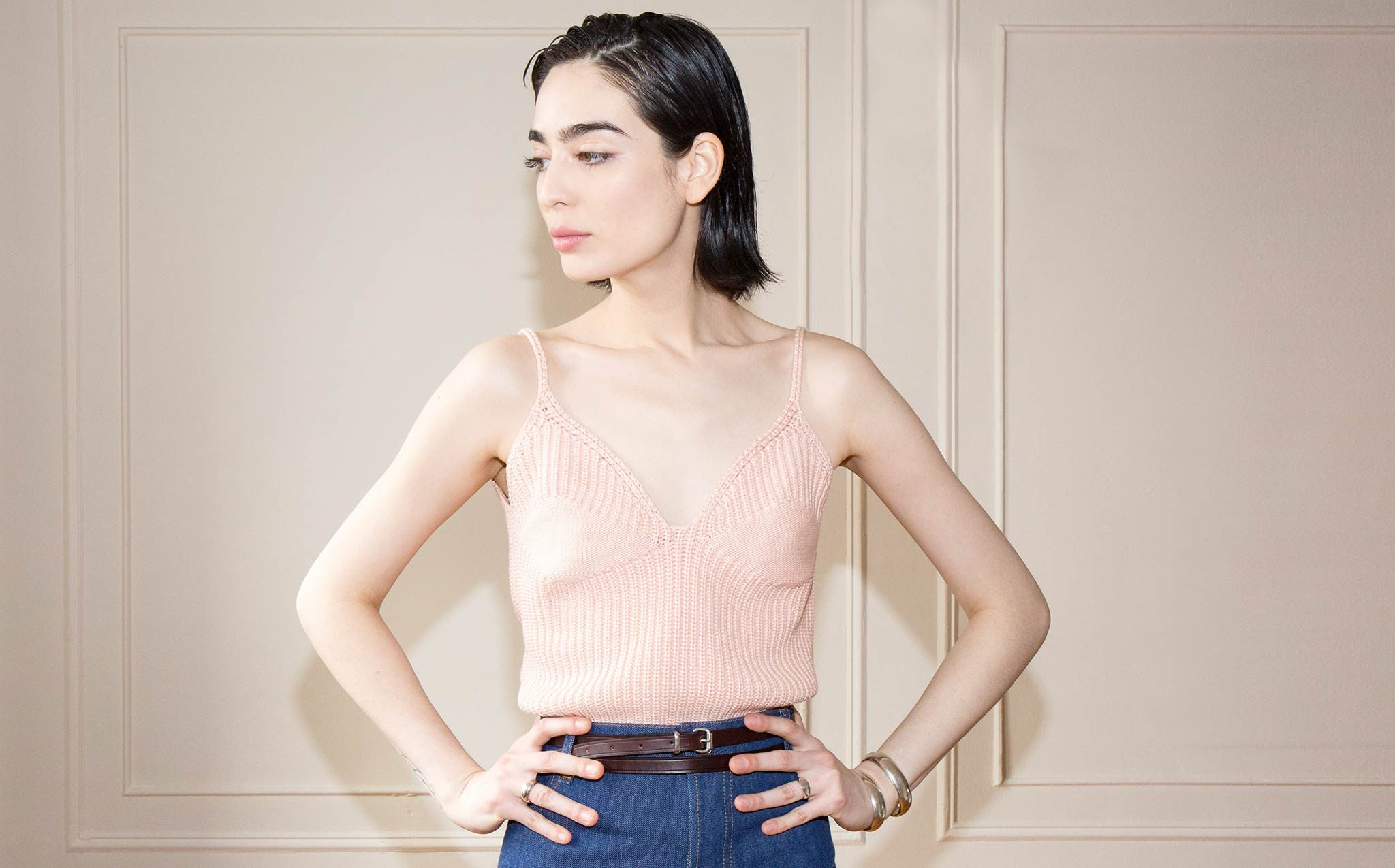 A Détacher Laurel Camisole