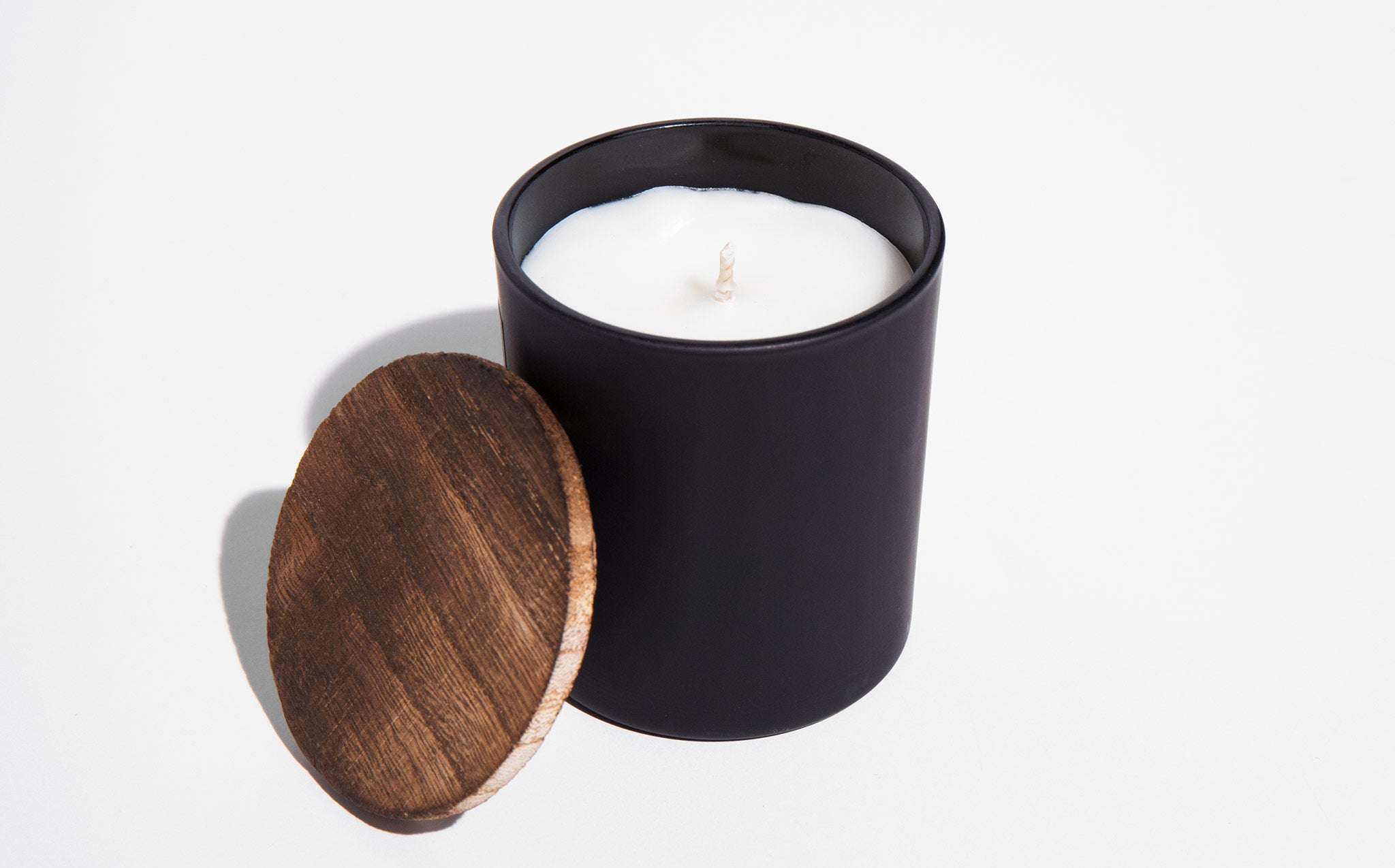 Basik Candle Co Blood Orange and Bergamot Candle