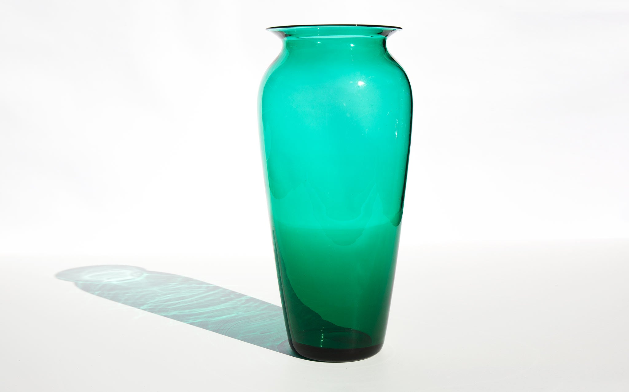 Jungle Green Vase