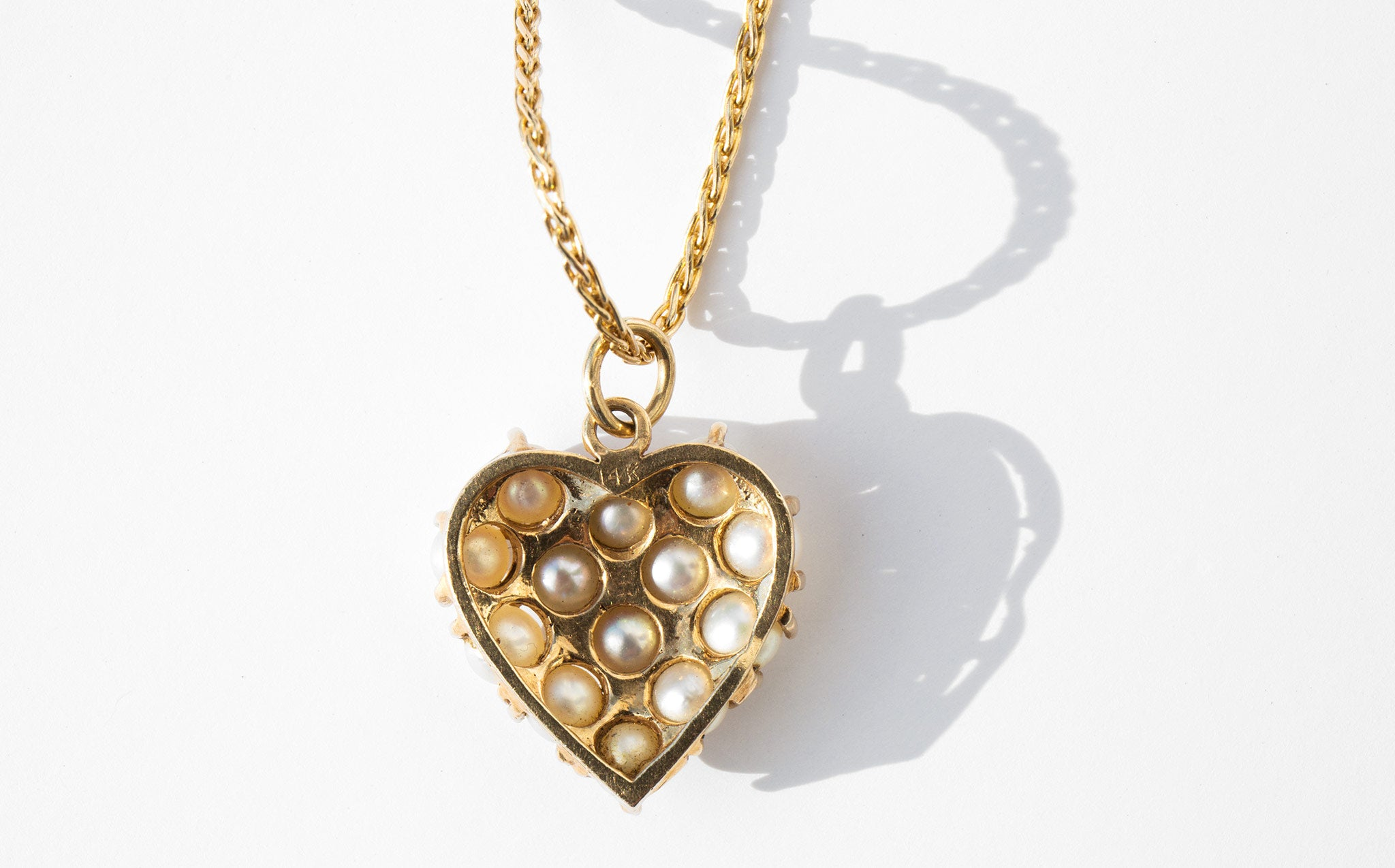 Closer To The Heart Necklace