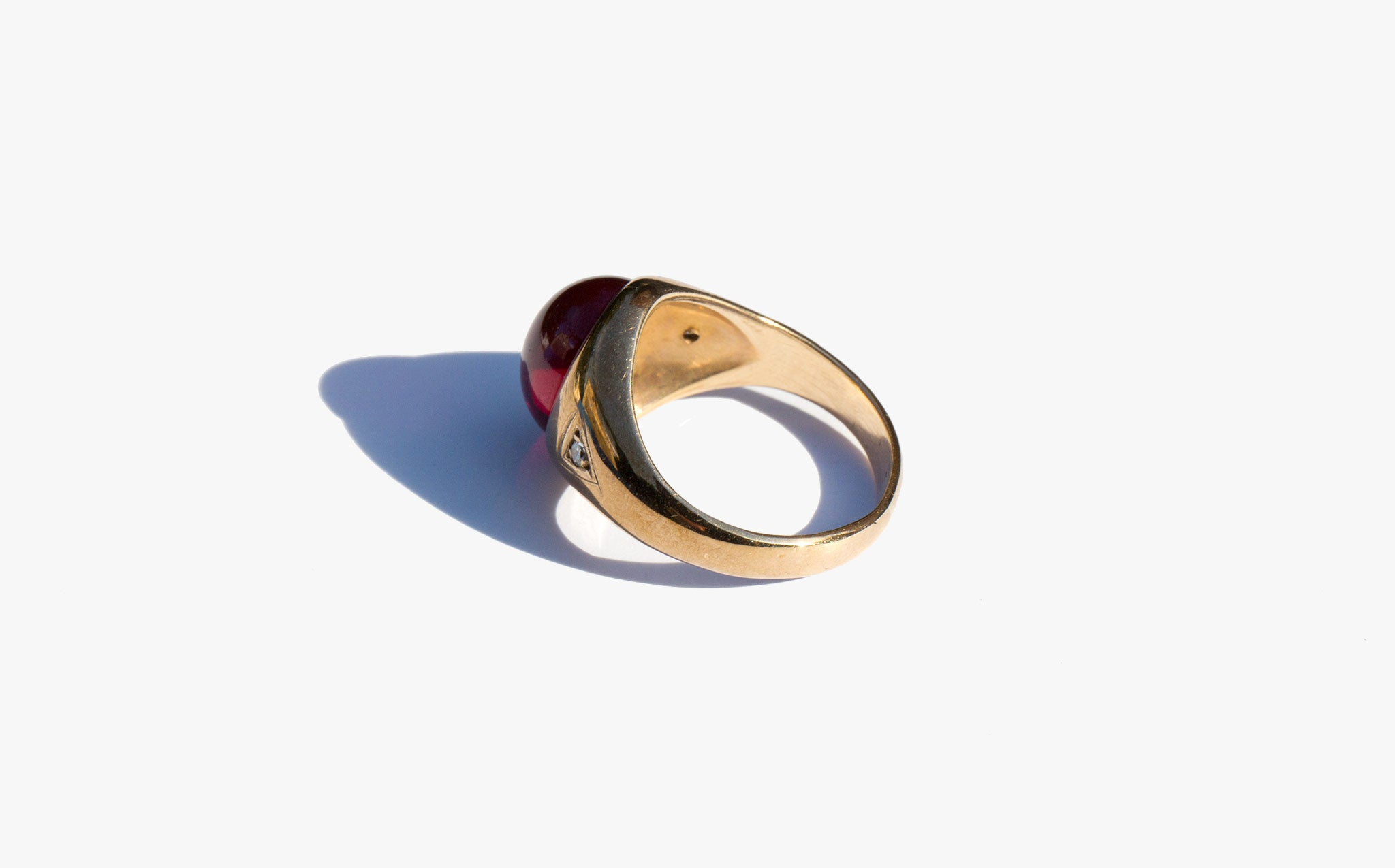 Fire Signet Ring