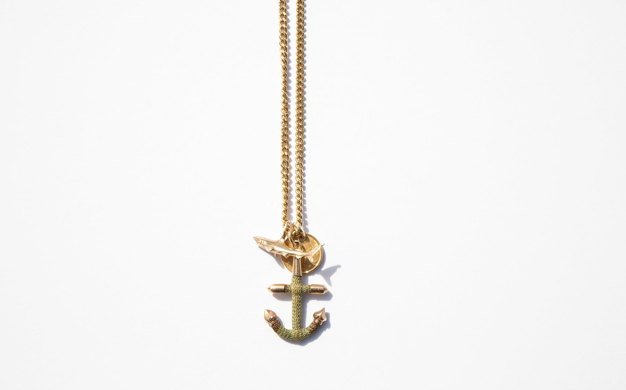Salty Seas Talisman Necklace
