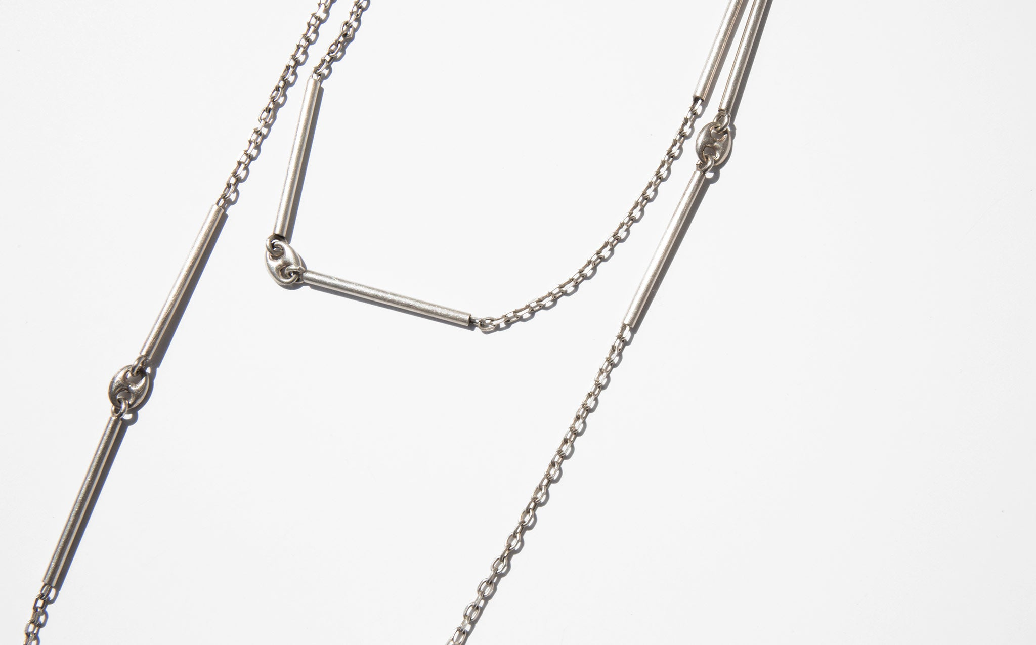 Sterling Convertible Necklace