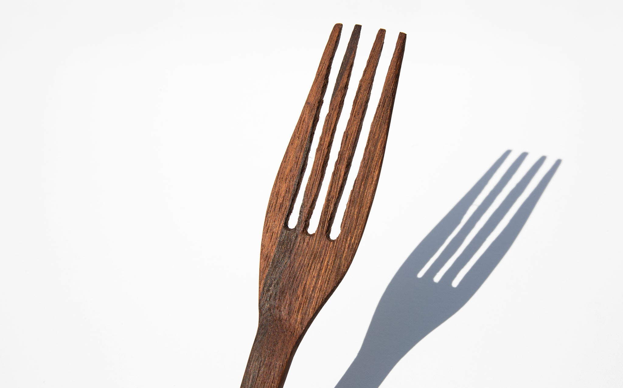 Mexican Mesquite Serving Fork