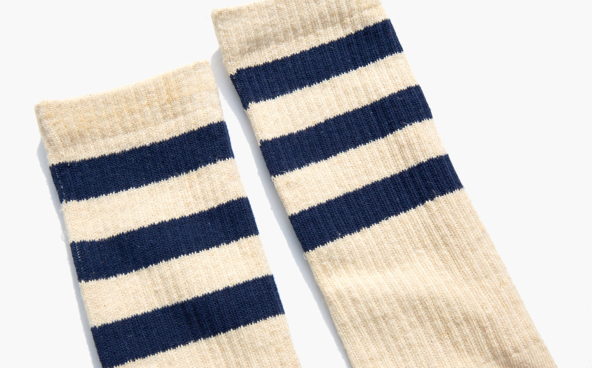 Jungmaven Navy Town and Country Socks