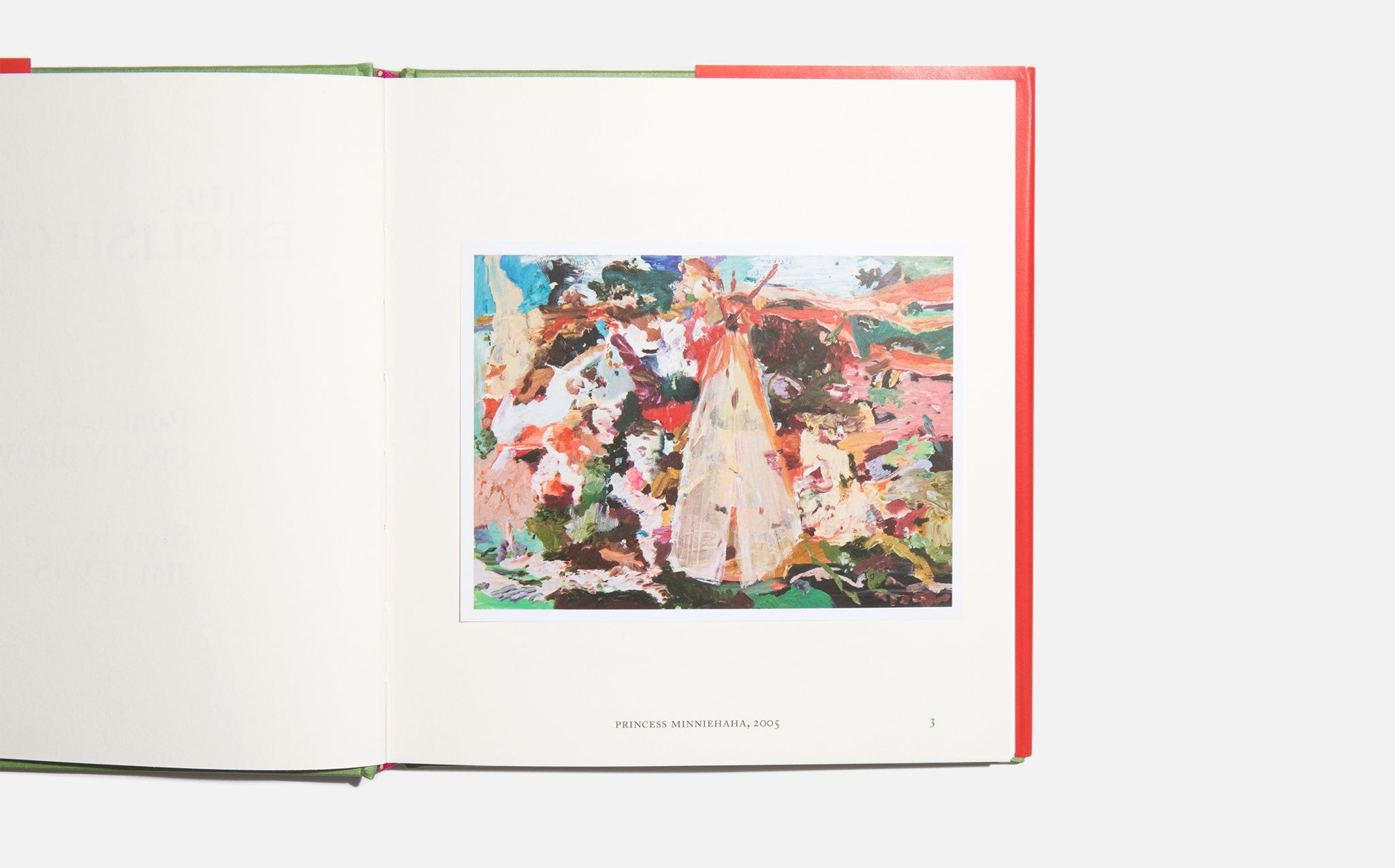The English Garden - Cecily Brown & Jim Lewis