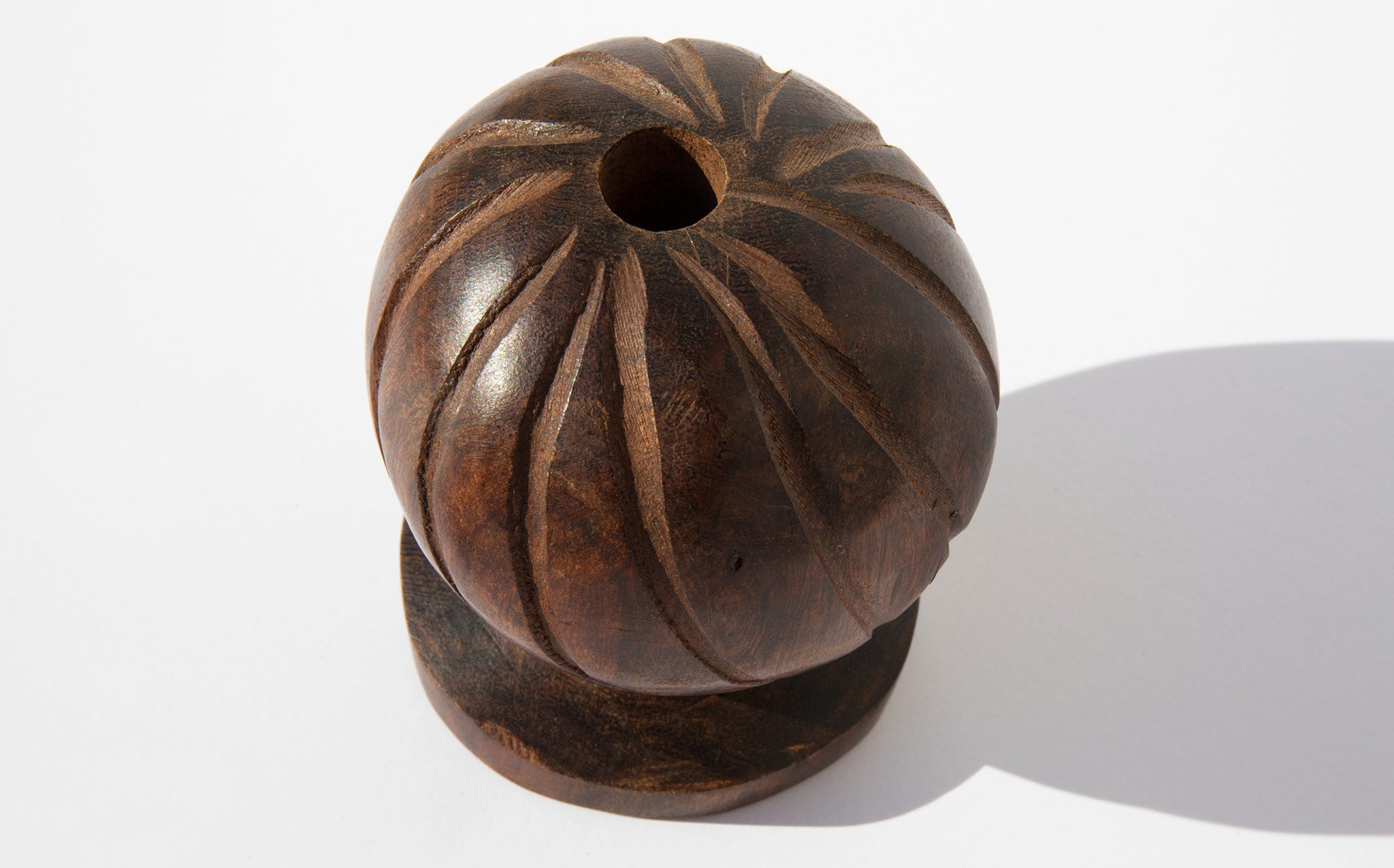 Hand Carved Ironwood Chiltepin Grinder