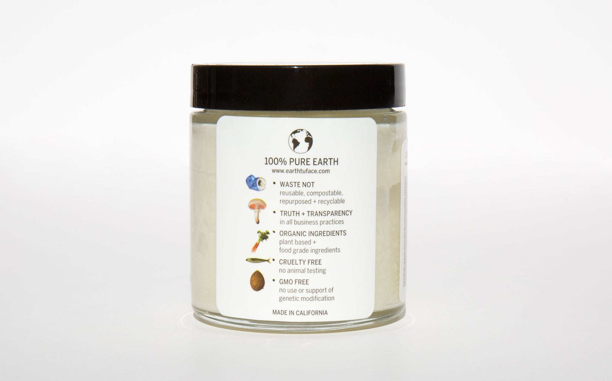 Earth Tu Face Coconut Body Butter