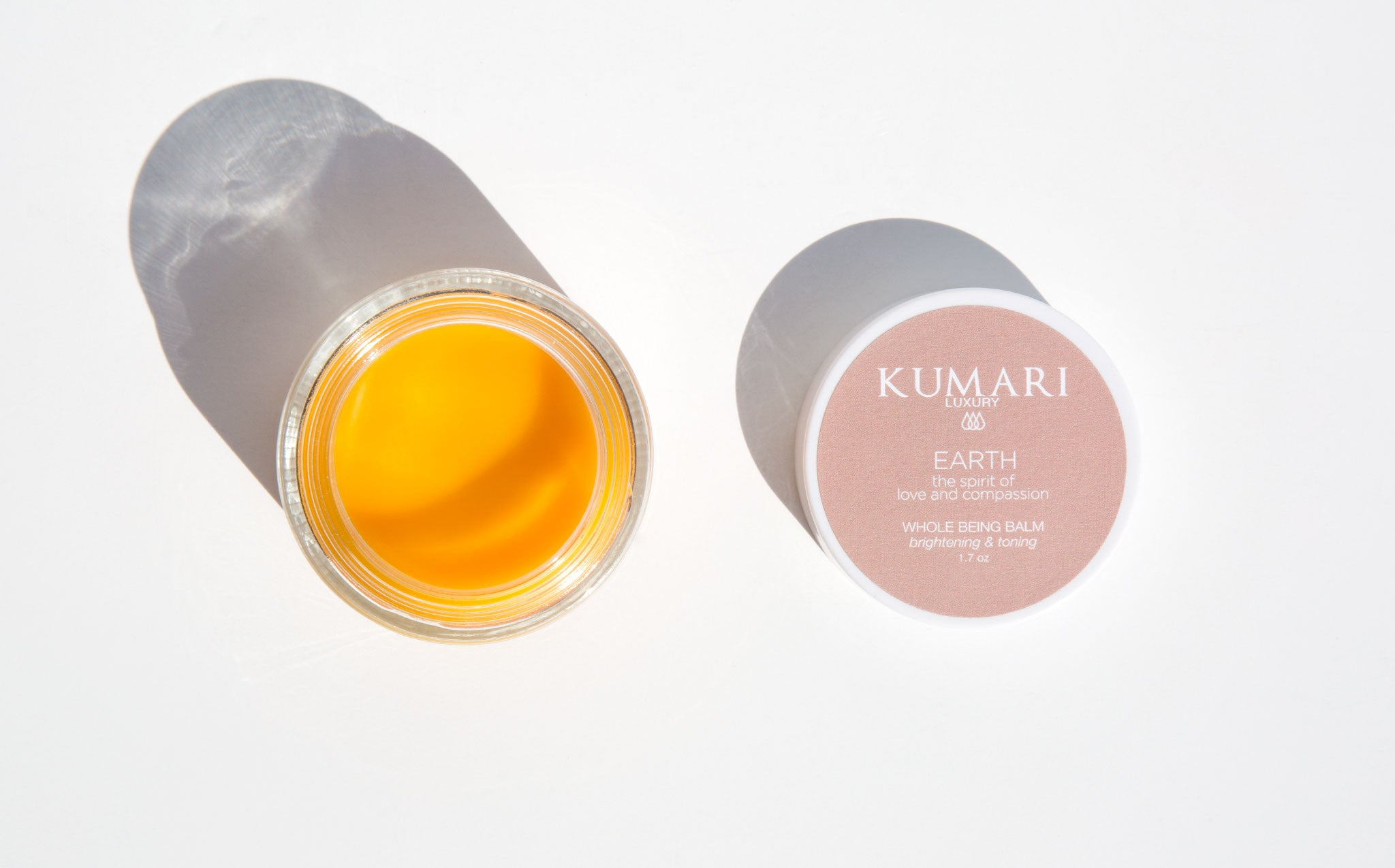 Kumari Luxury Earth Whole Being balm