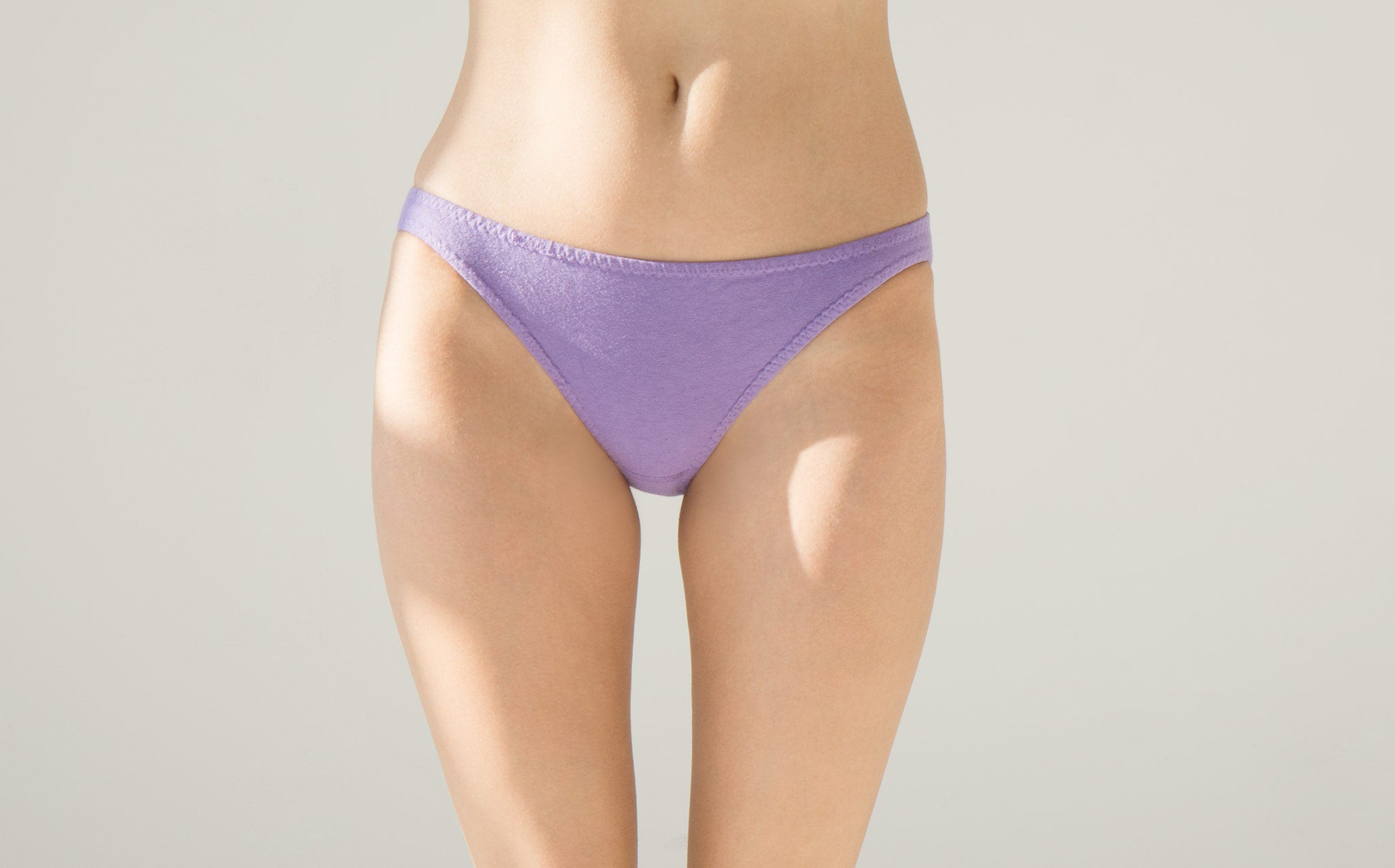 Pansy Lilac Low Rise Panty