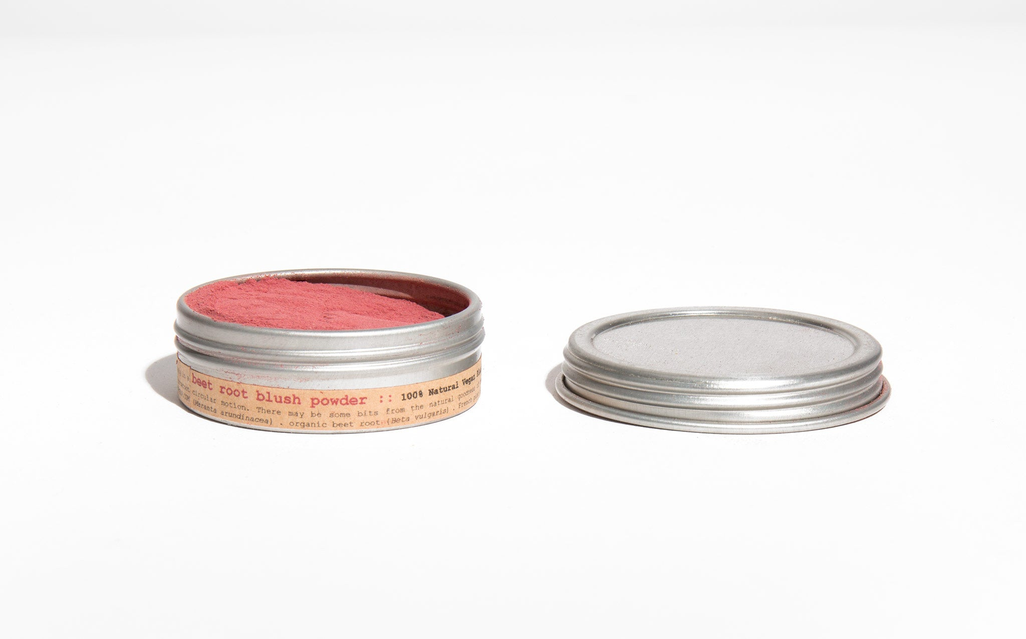 Plant Makeup Beet Root Blush Powder