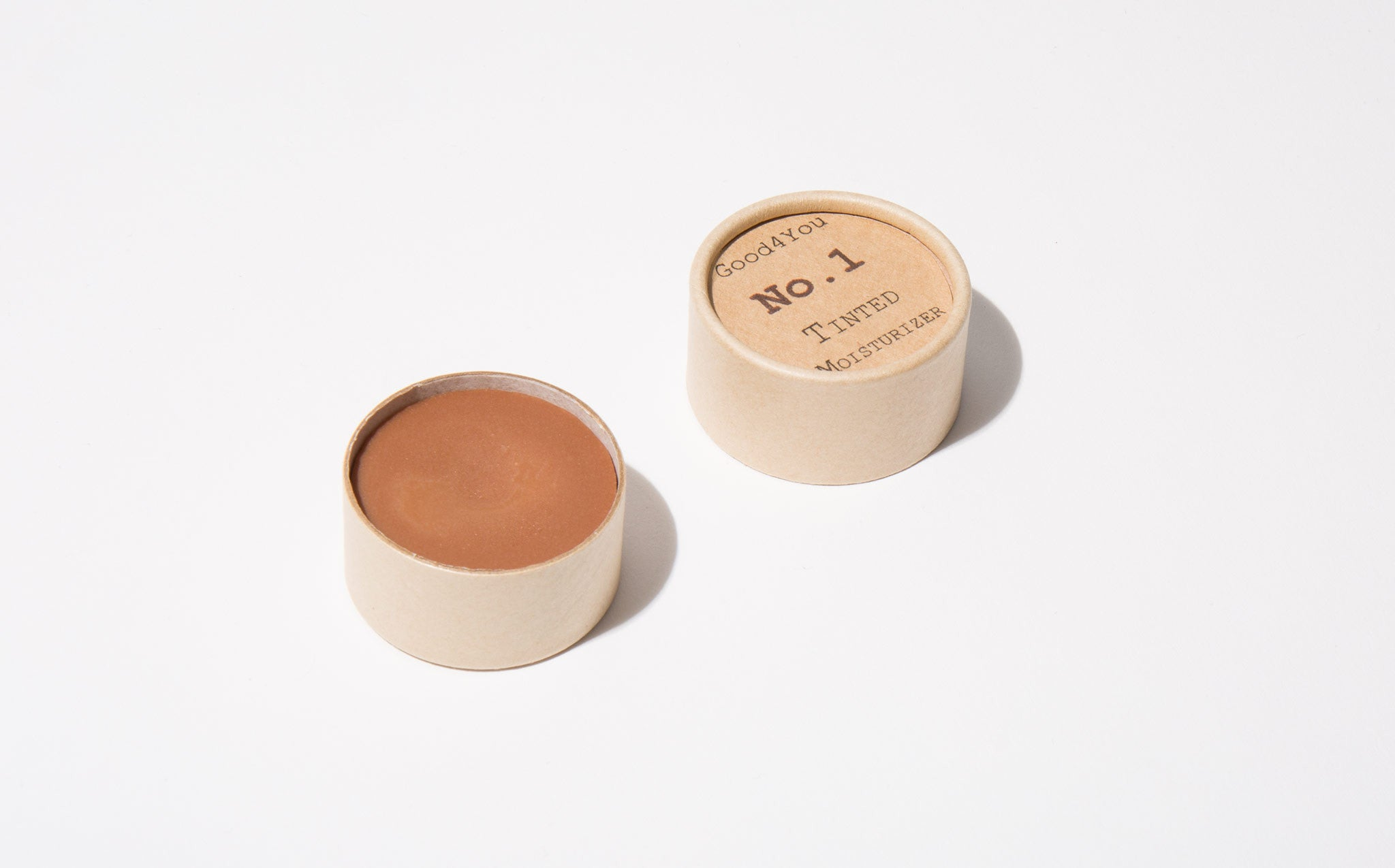 Plant Makeup Dark Foundation Balm No. 1