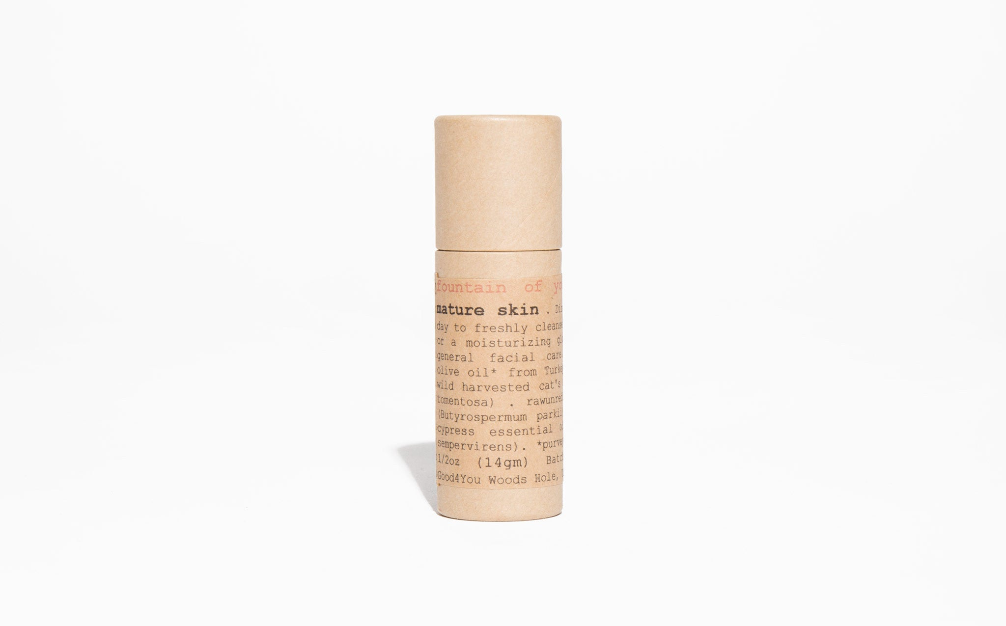 Plant Makeup Foundation of Youth Balm