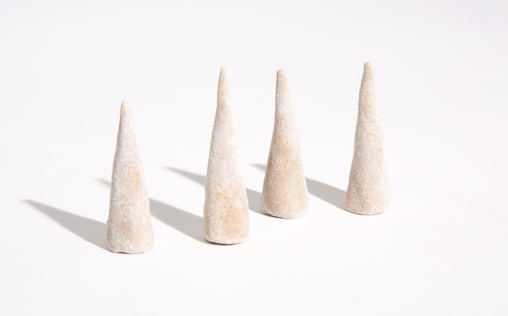 Plant Makeup Sage and Copal Incense Cones