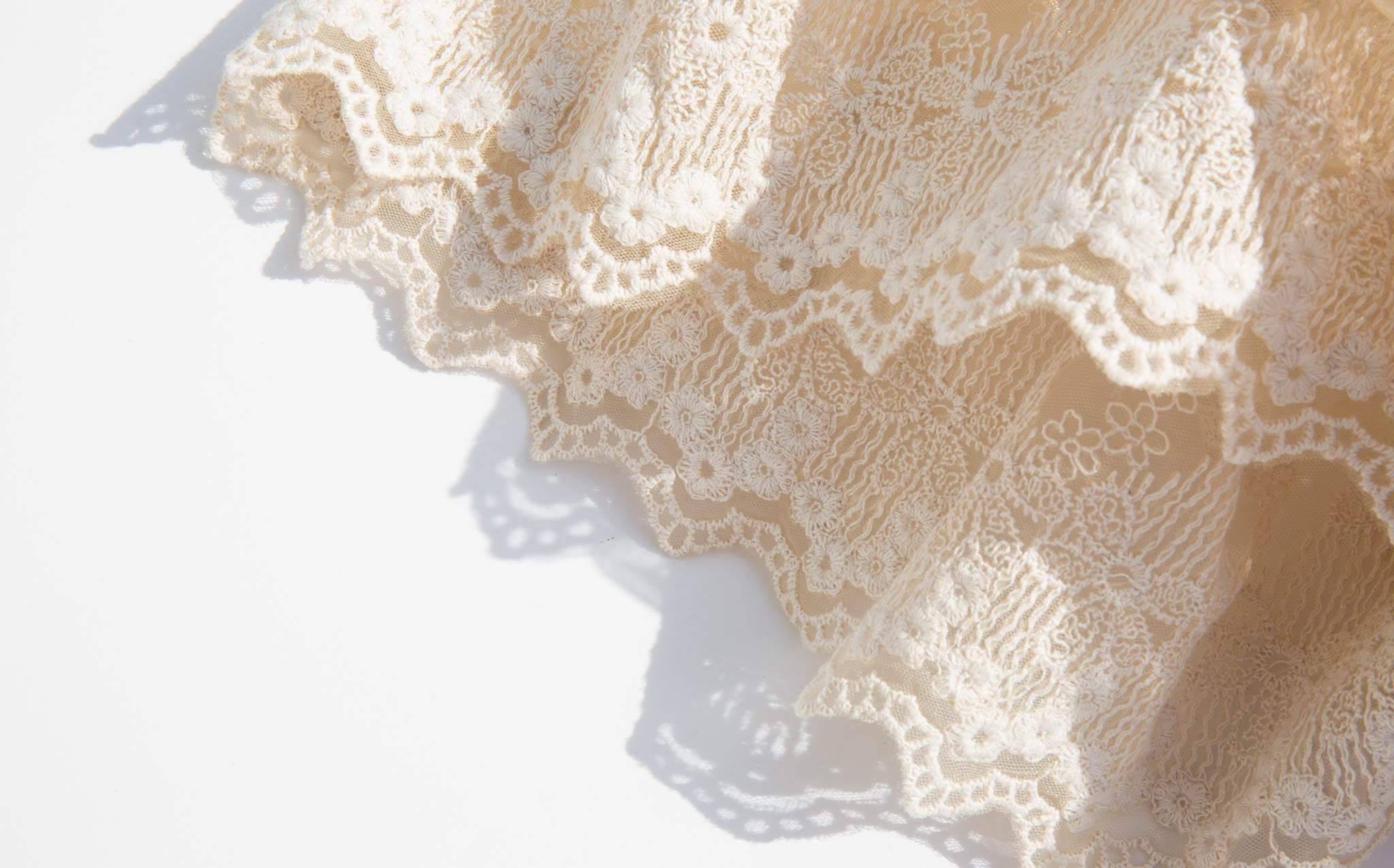 Vivien Ramsay Bone Lace Play Short