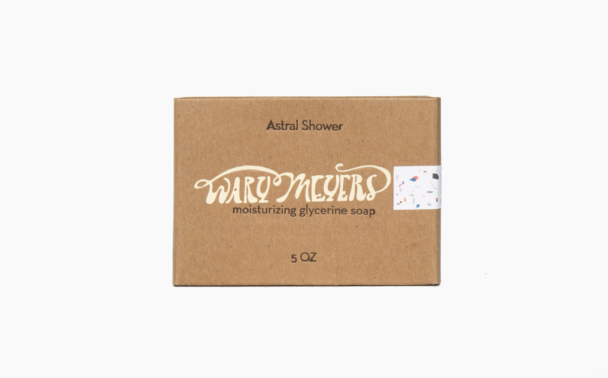 Wary Meyers Astral Shower Soap