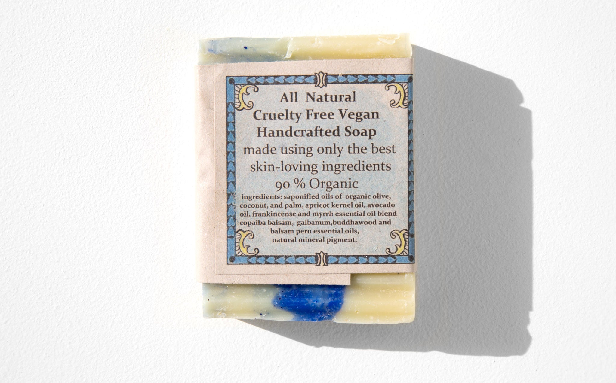 Silver Lining Five Blessings Soap