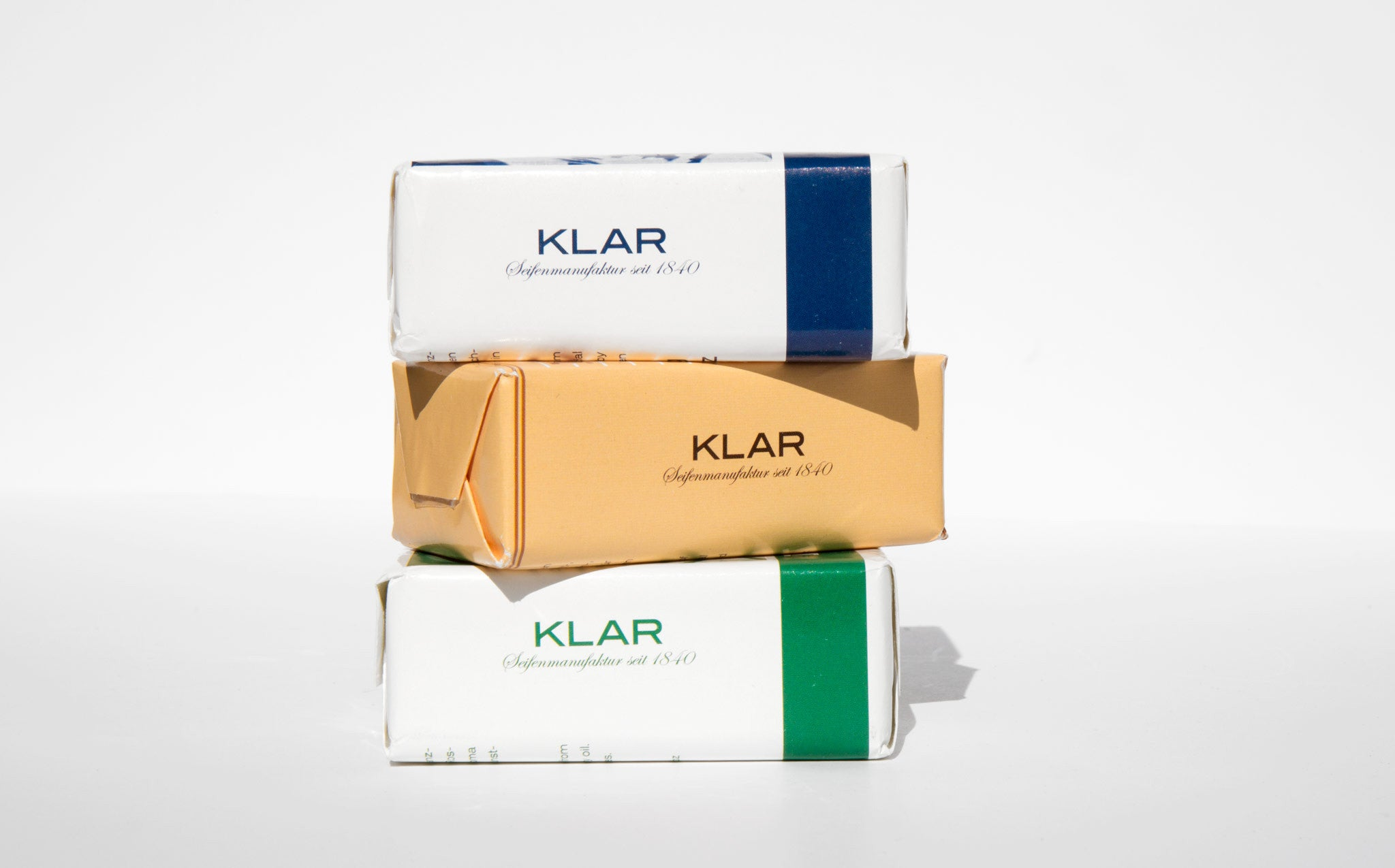 Klar Curd Soap kindred black