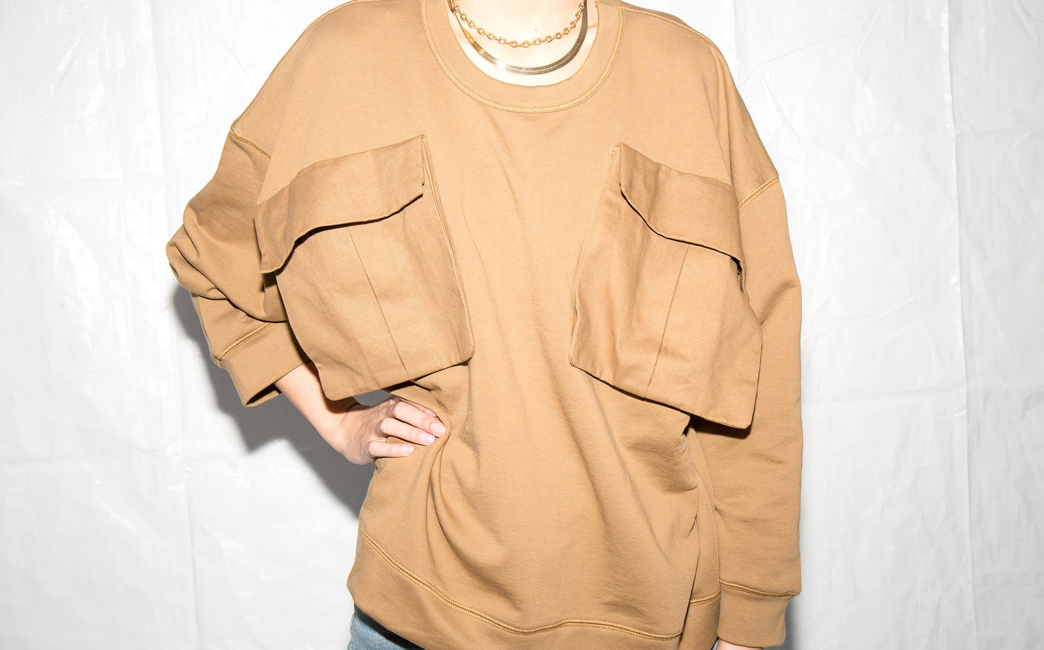 A Detacher Ina Pullover