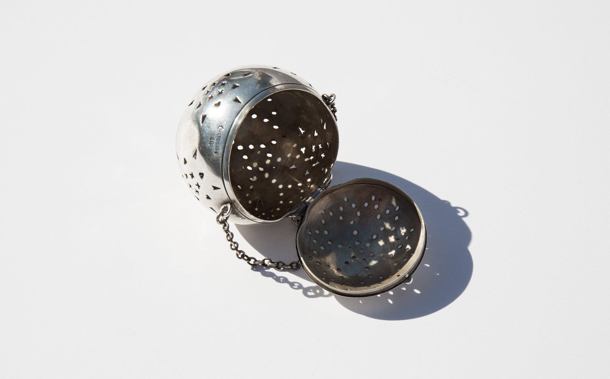 Sterling Tea Infuser