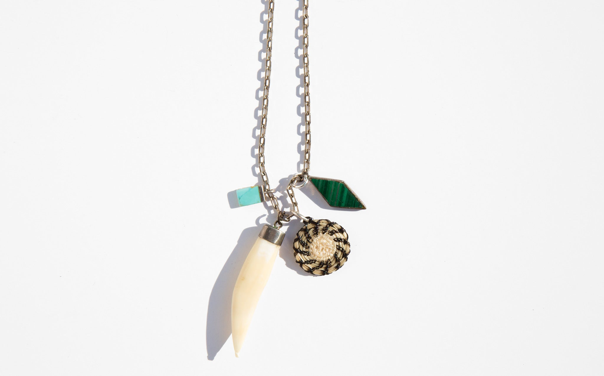 The Wandering Spirit Charm necklace