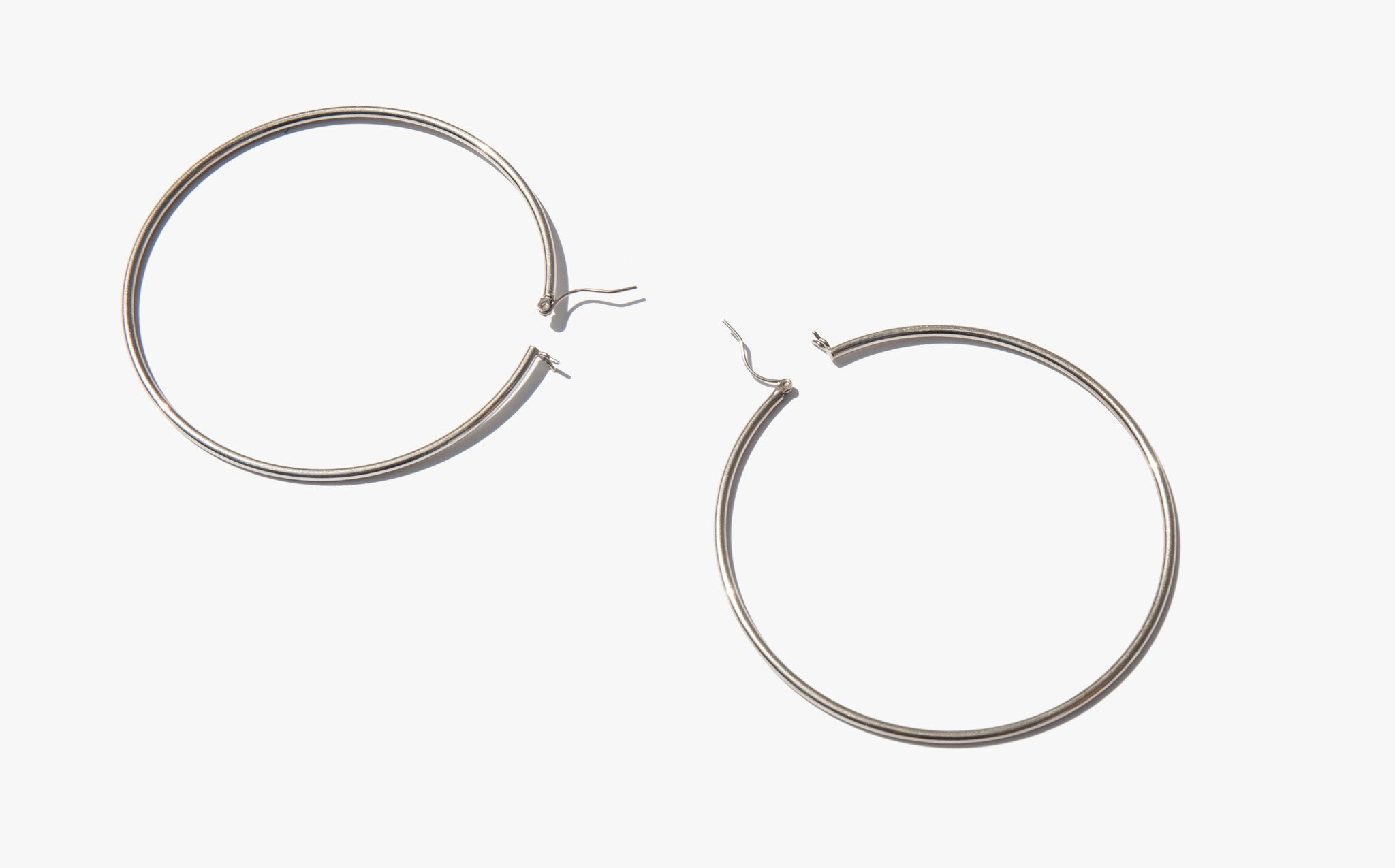 14K Juicy Hoops