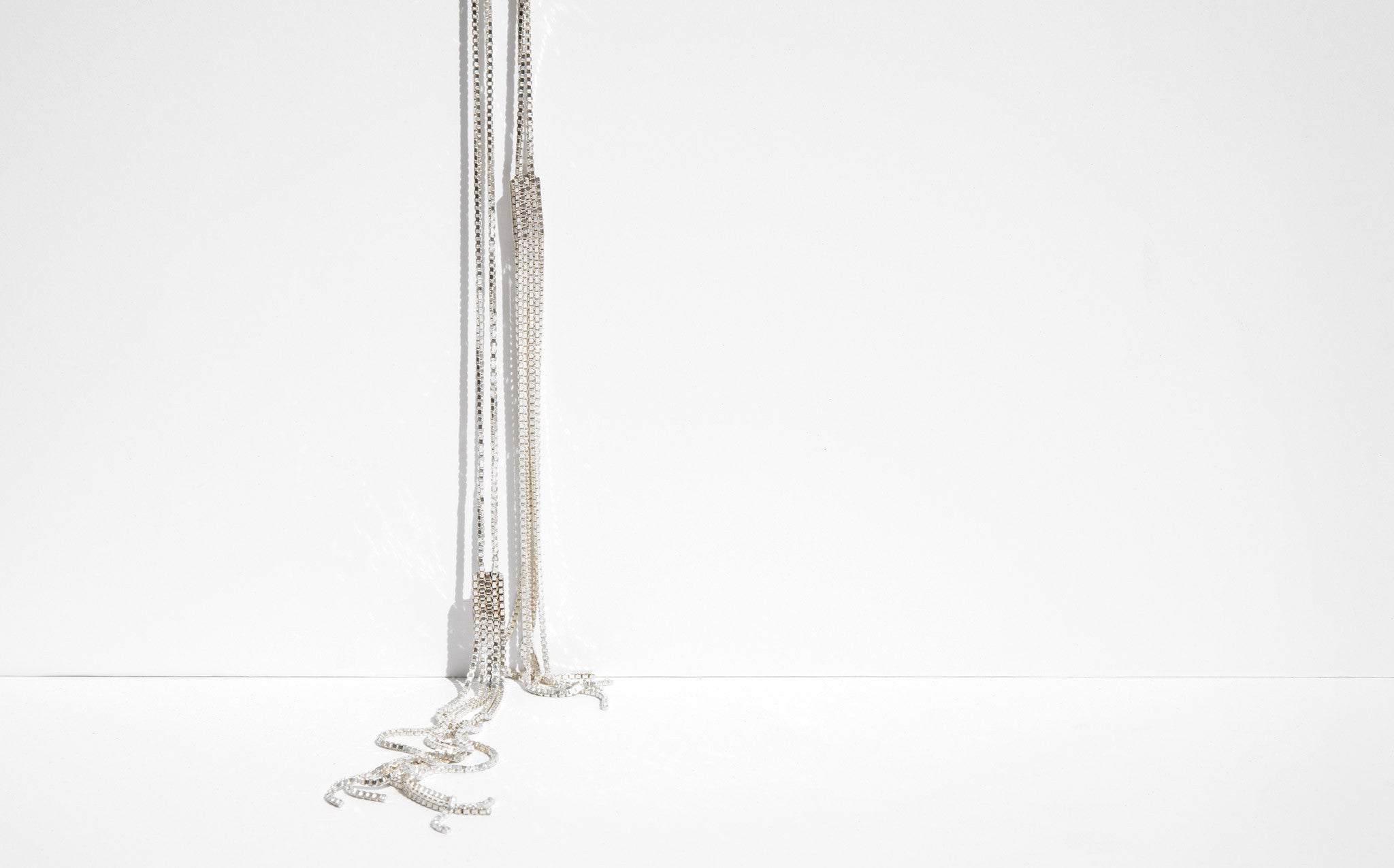 Saskia Diez Fringe Necklace No 4