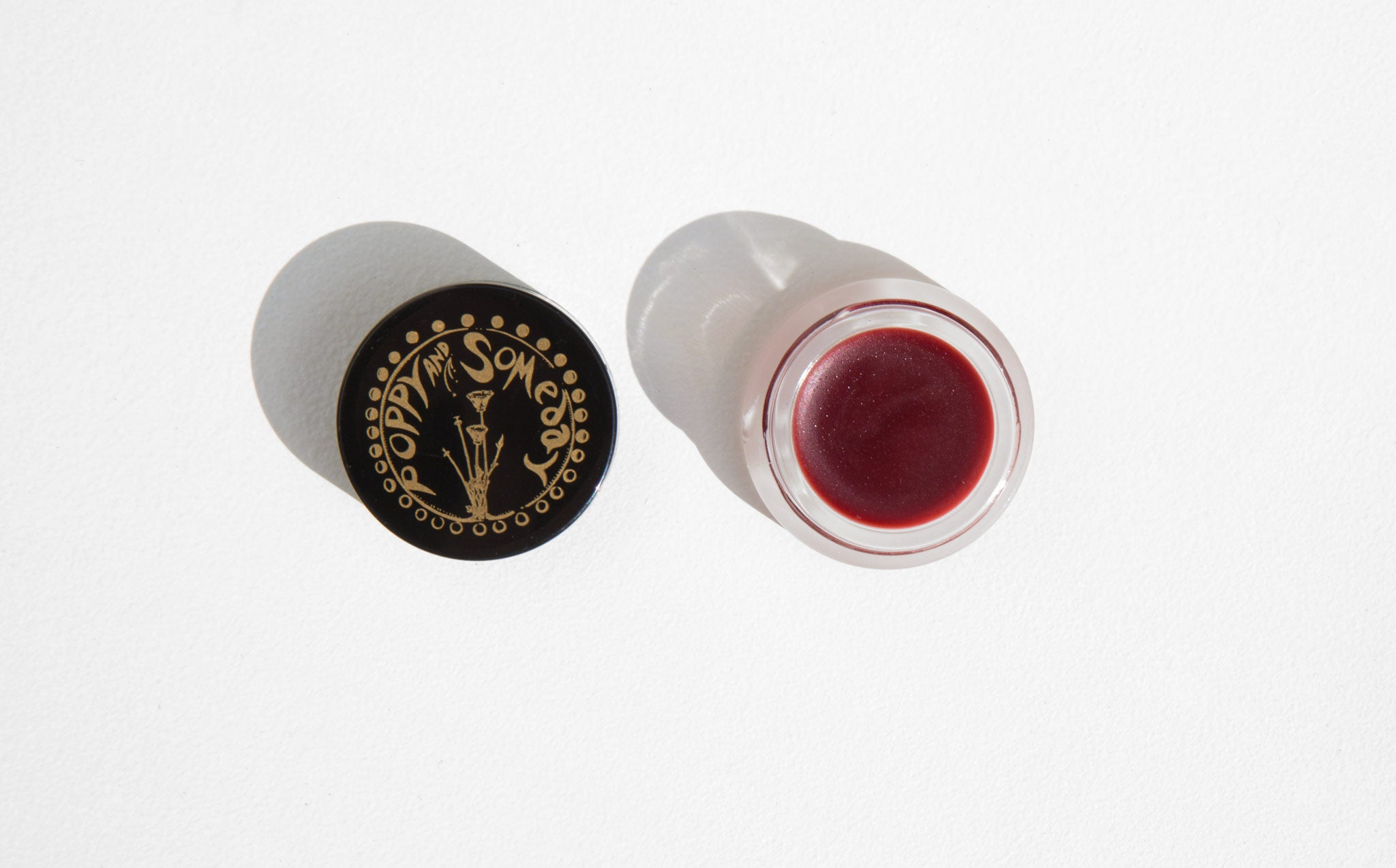 Poppy and Someday Peppermint Herbal Lip Stain