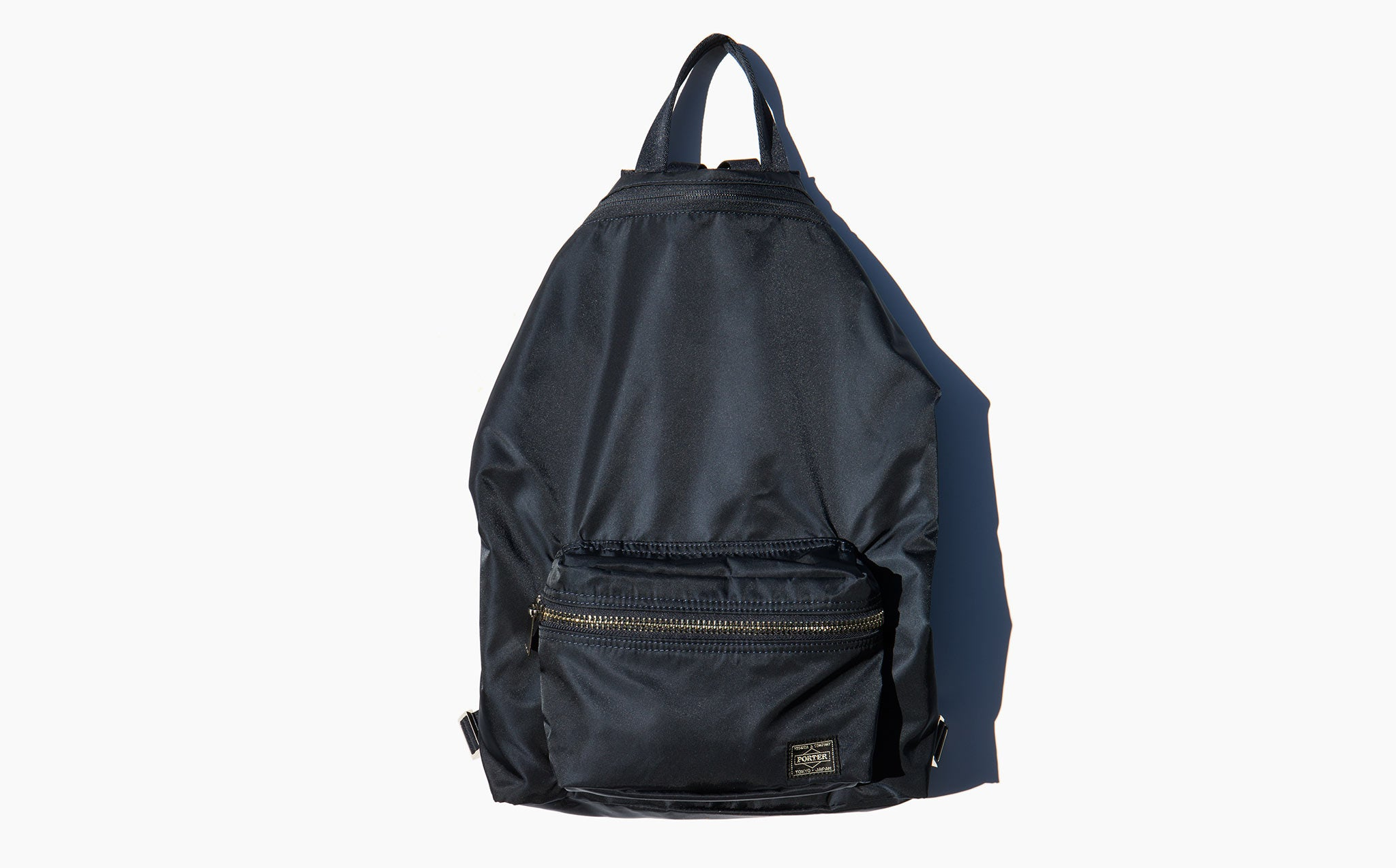 Porter Navy Nylon 2 Way Pack