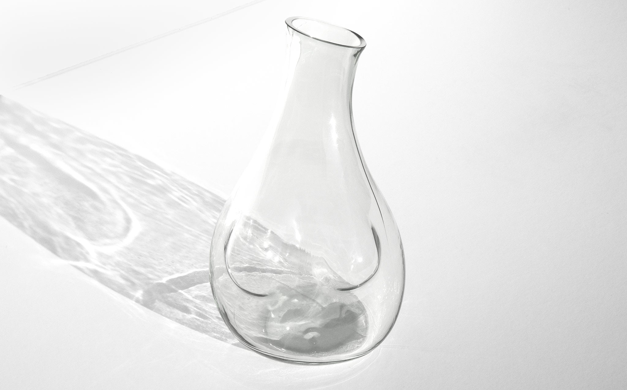 Anna Karlin Clear Botero Decanter