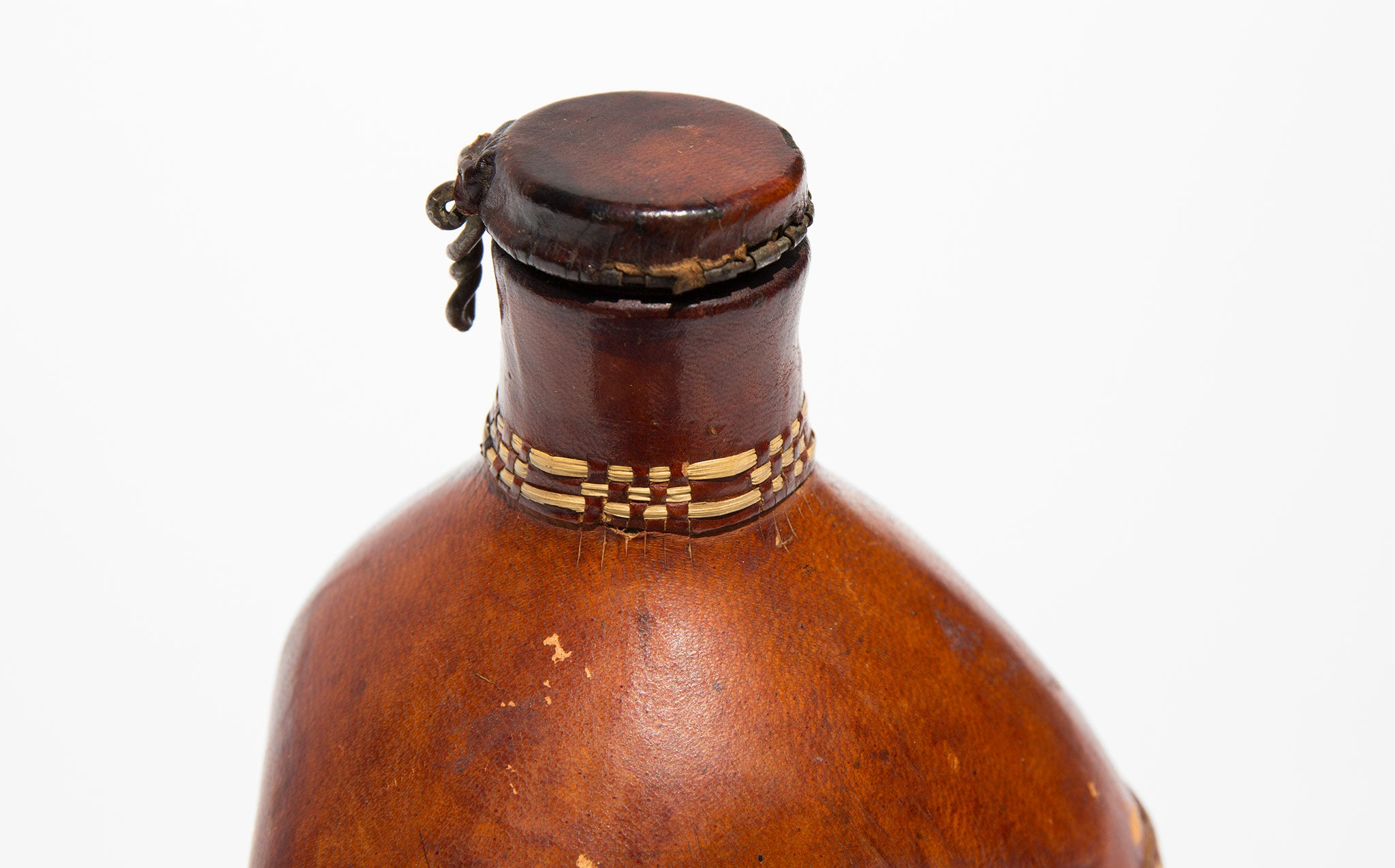 Vintage Western Pinch Bottle