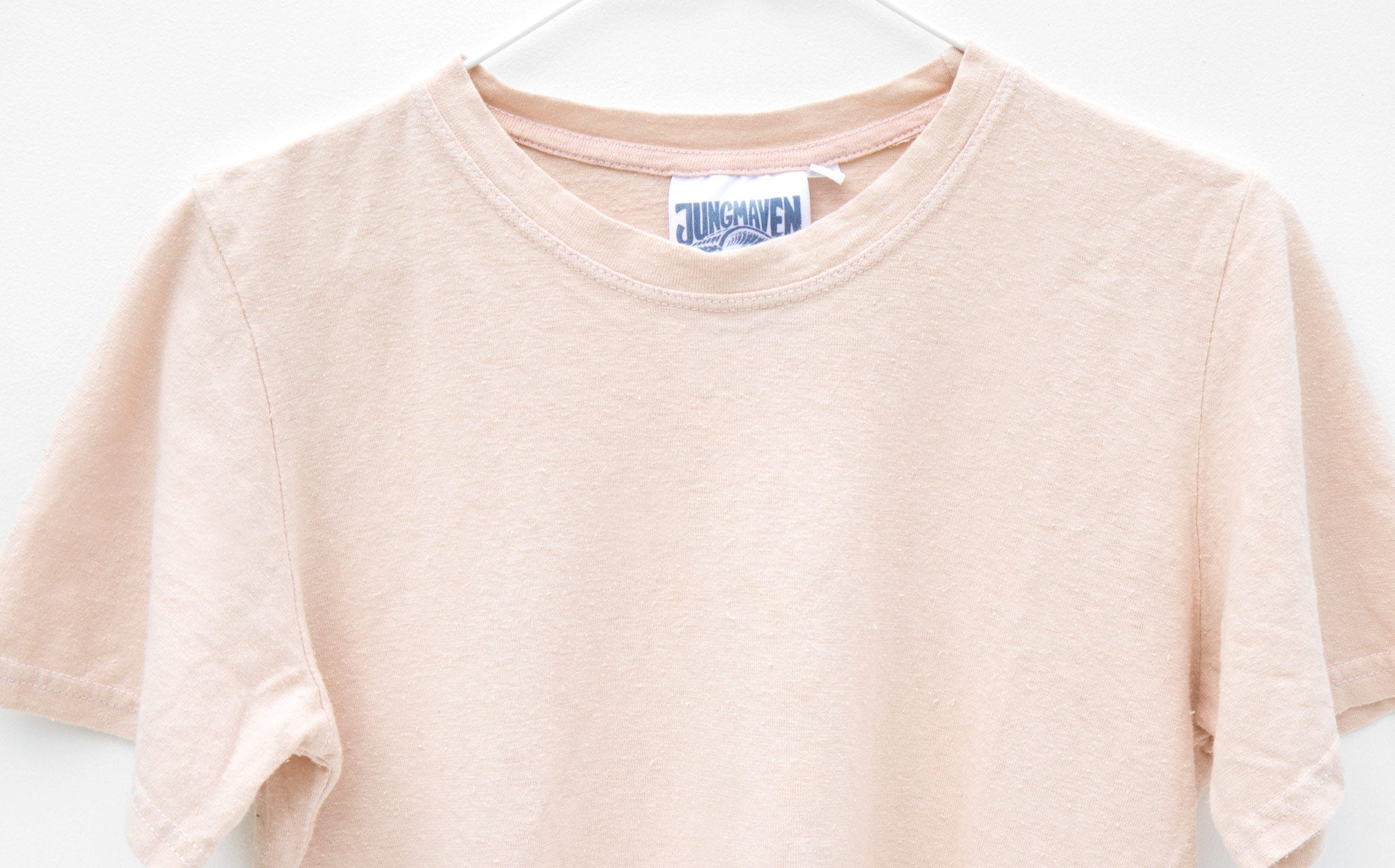 Jungmaven Dusty Pink 5 Oz Tee