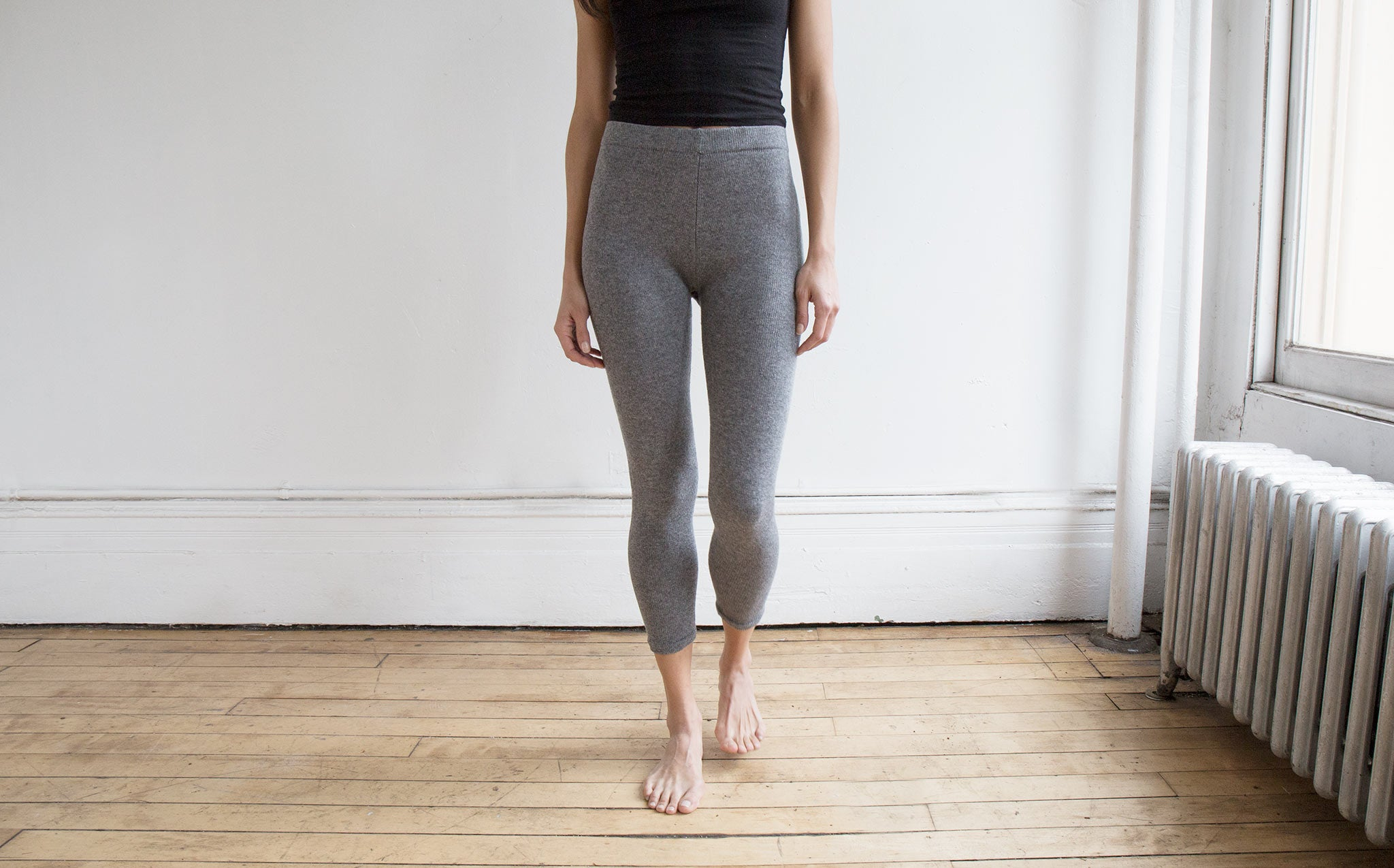 Colorant Cashmere Leggings