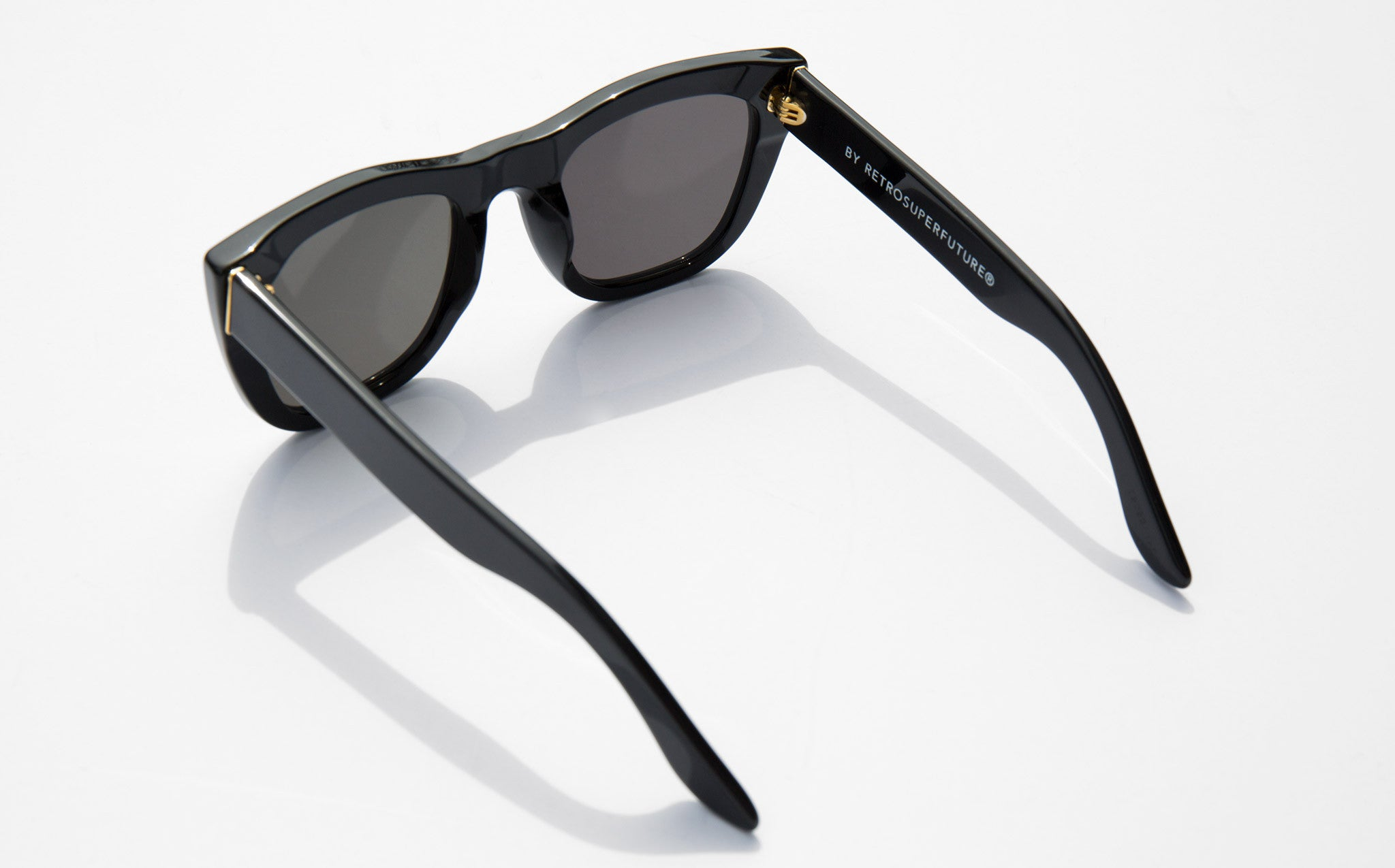 Retrosuperfuture Gals Sunglasses kindred black