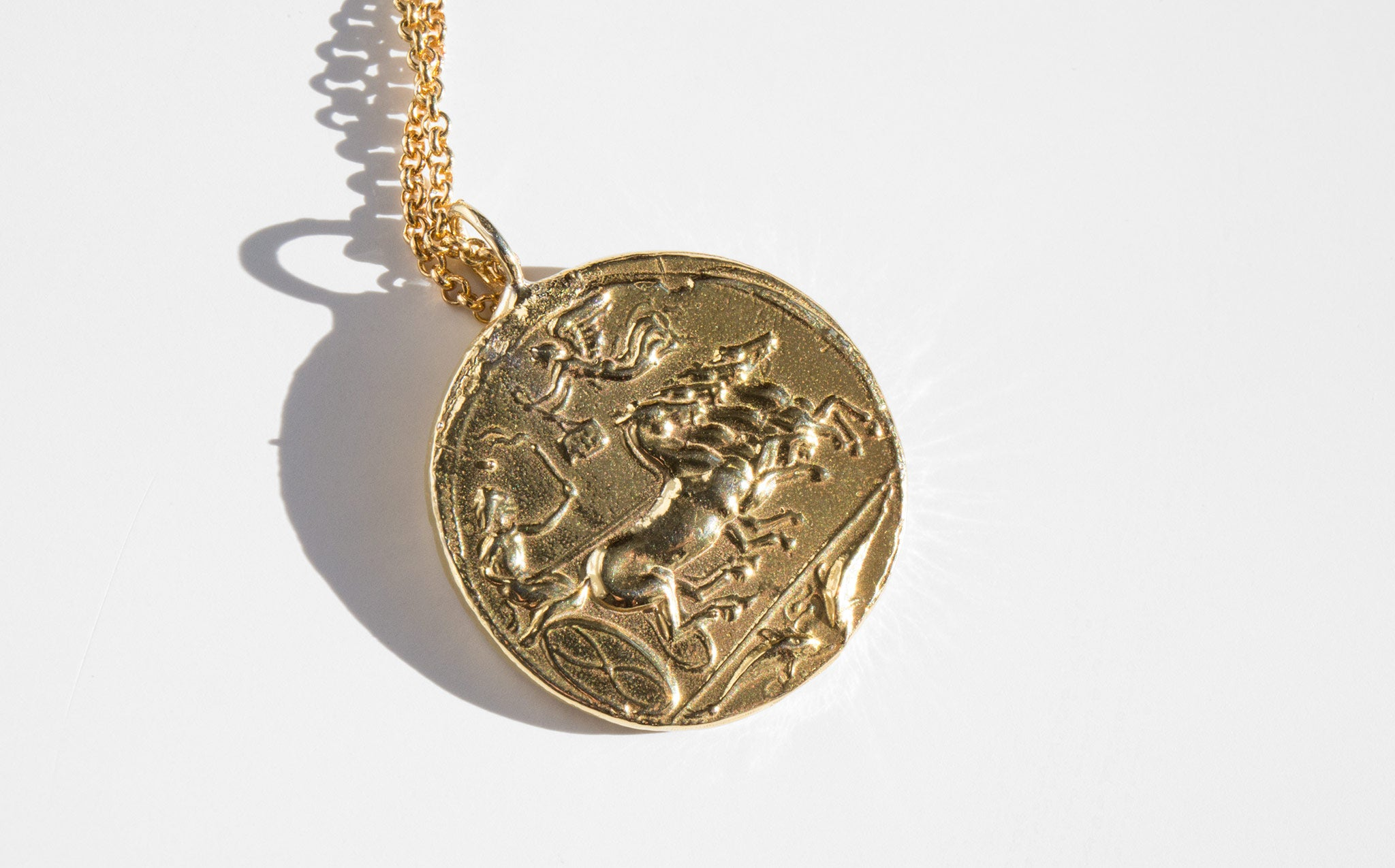 Pamela Card Aphrodite Necklace