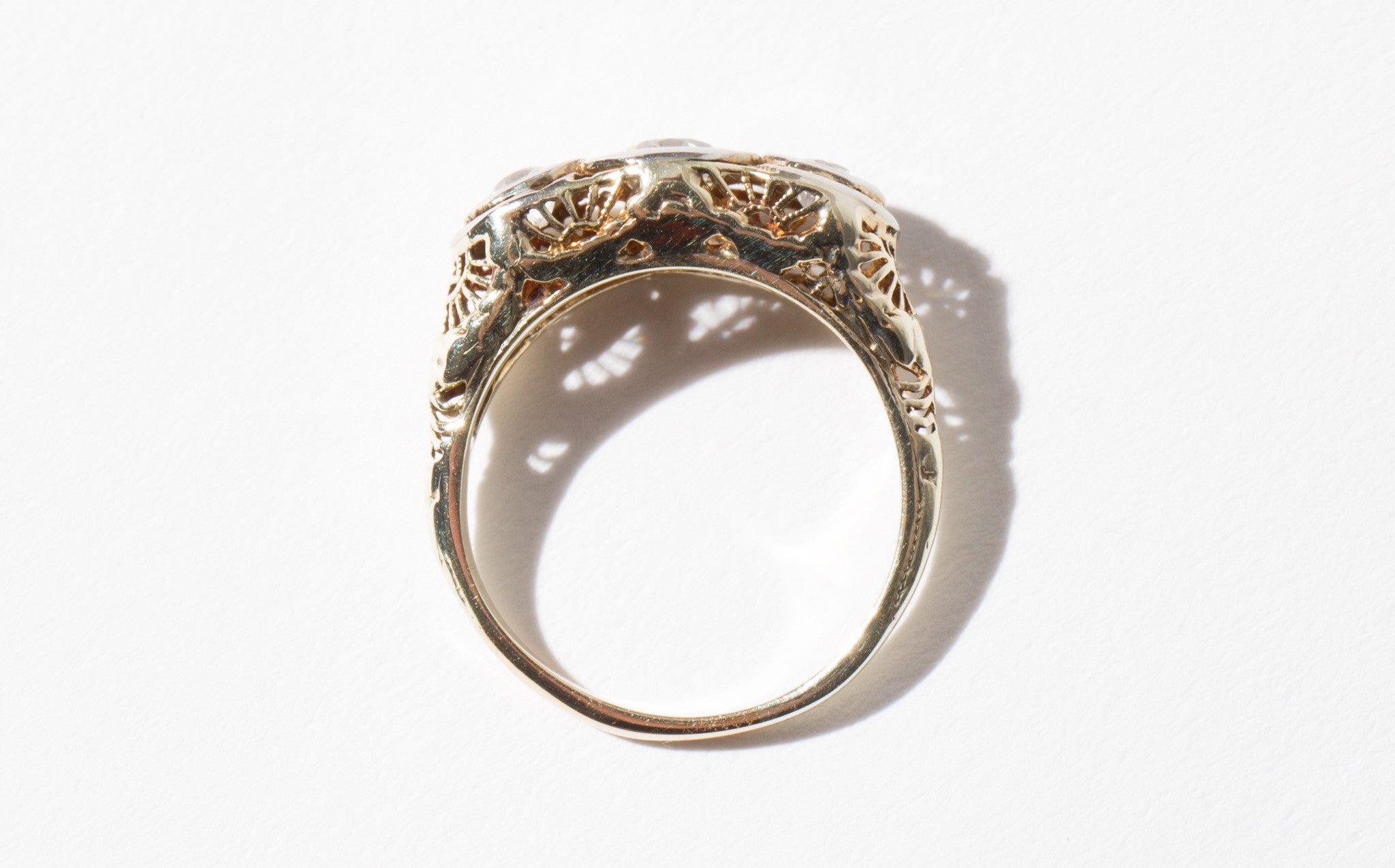 Handmade Filigree Ring