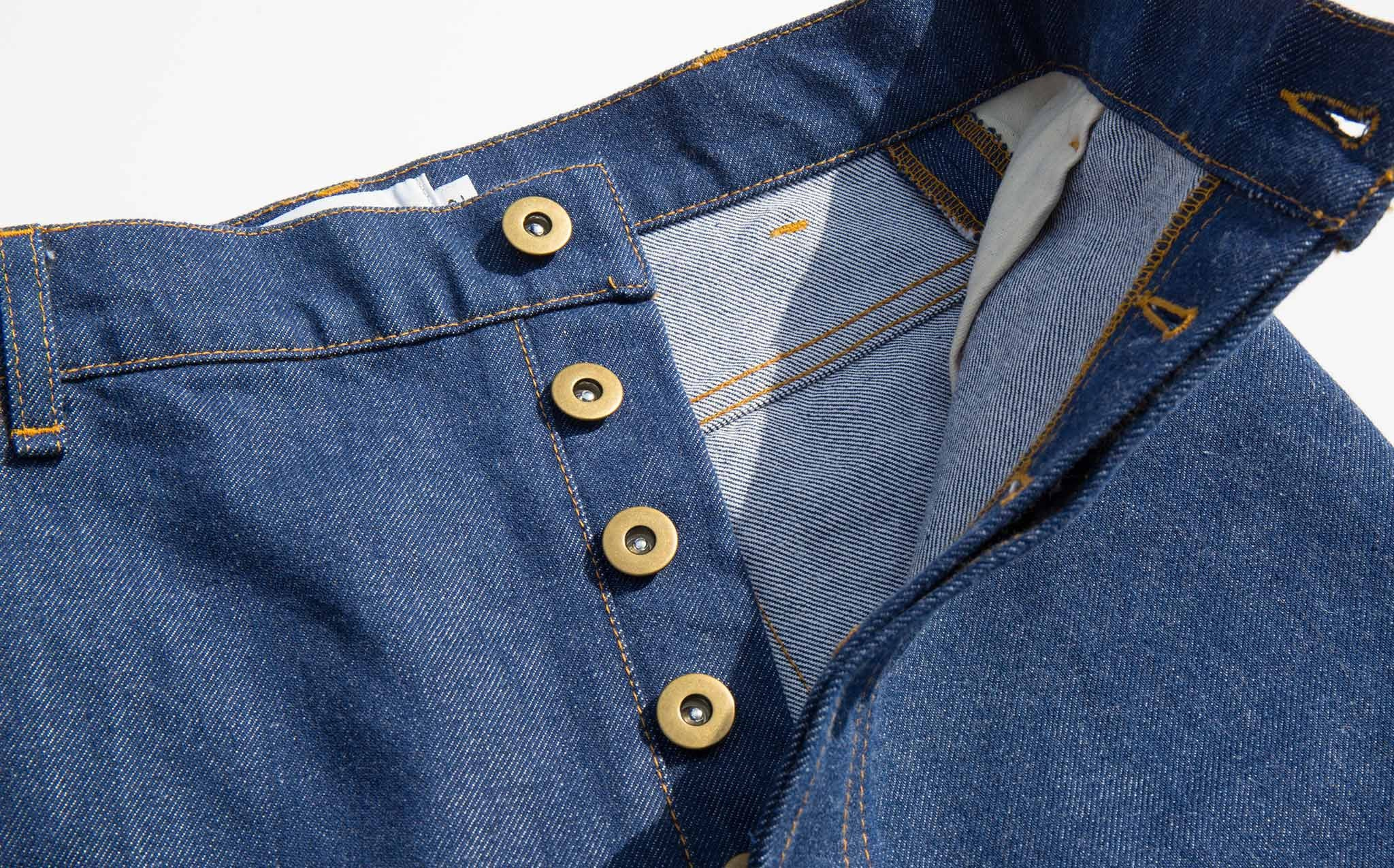 A Détacher Jamie Jeans Medium Blue Denim