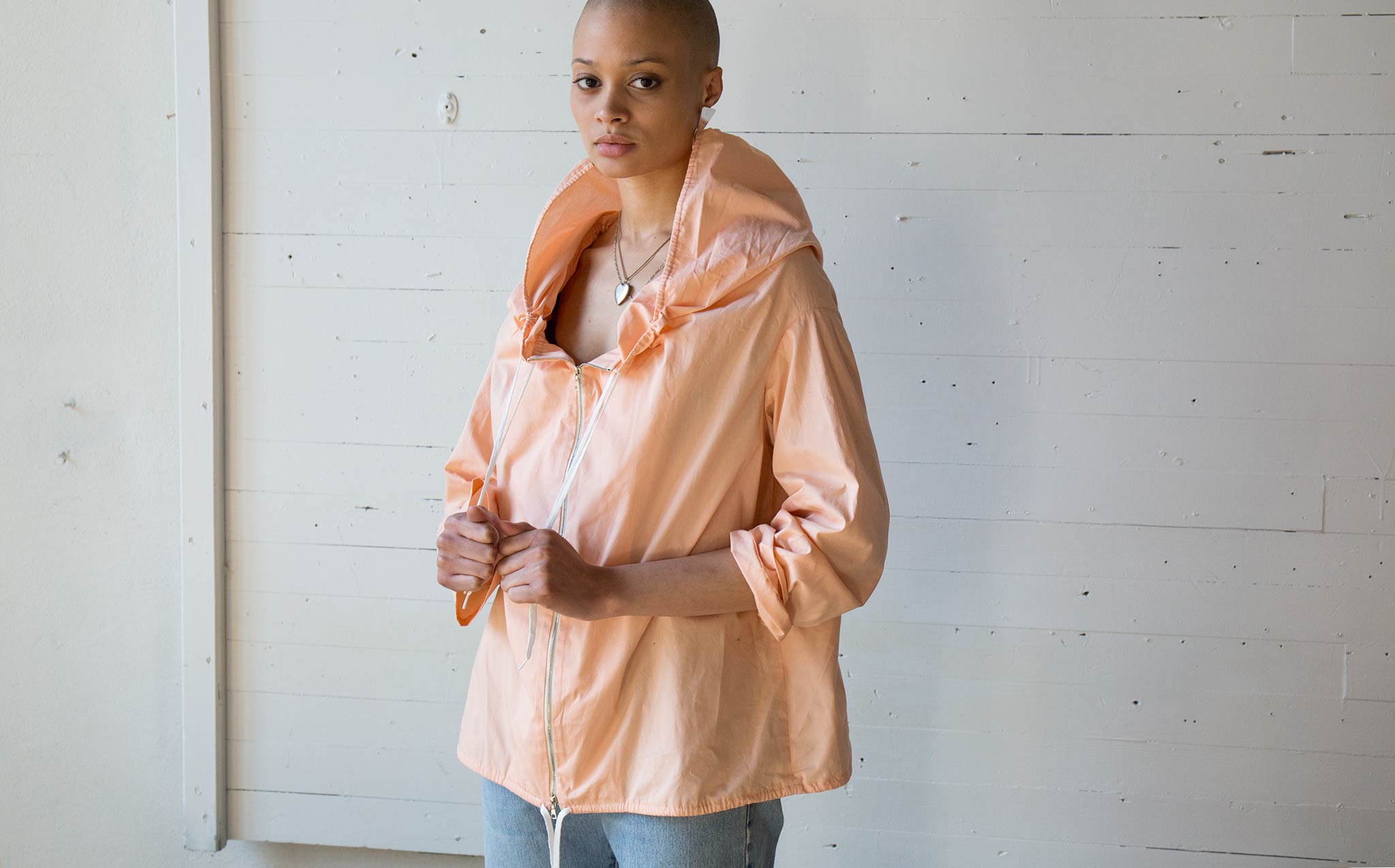 A Détacher Peachy Jasper Jacket