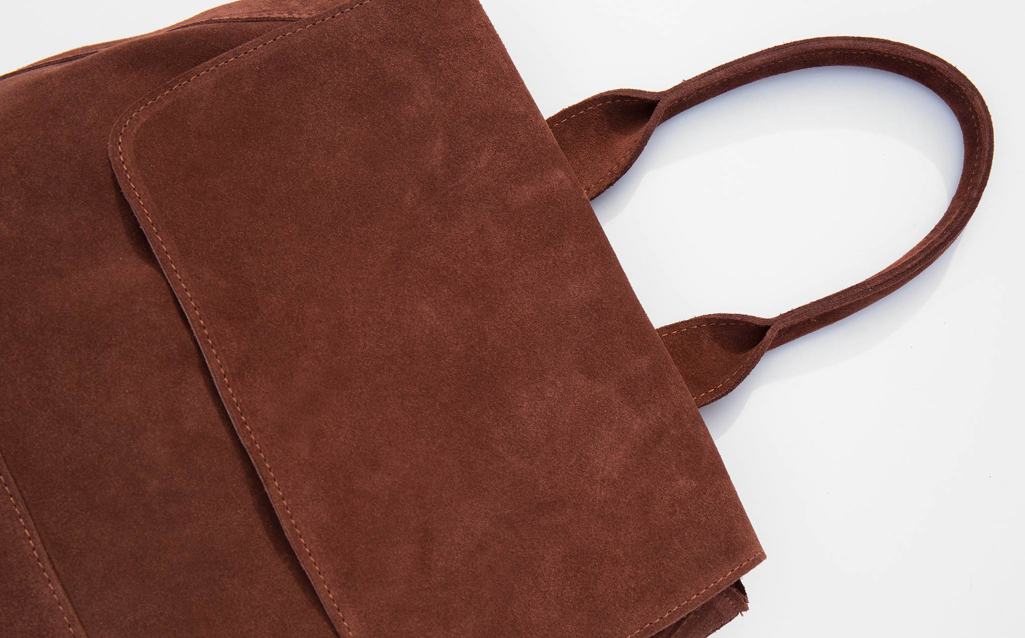 Clyde Brick Suede Small Room Backpack