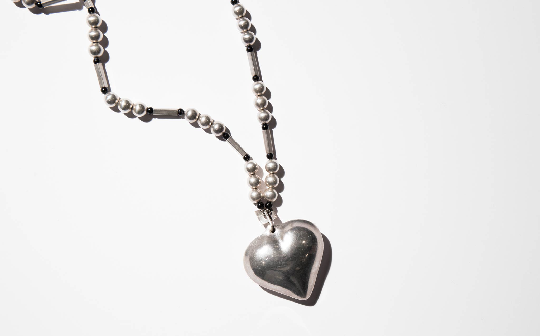 Burning Heart Necklace