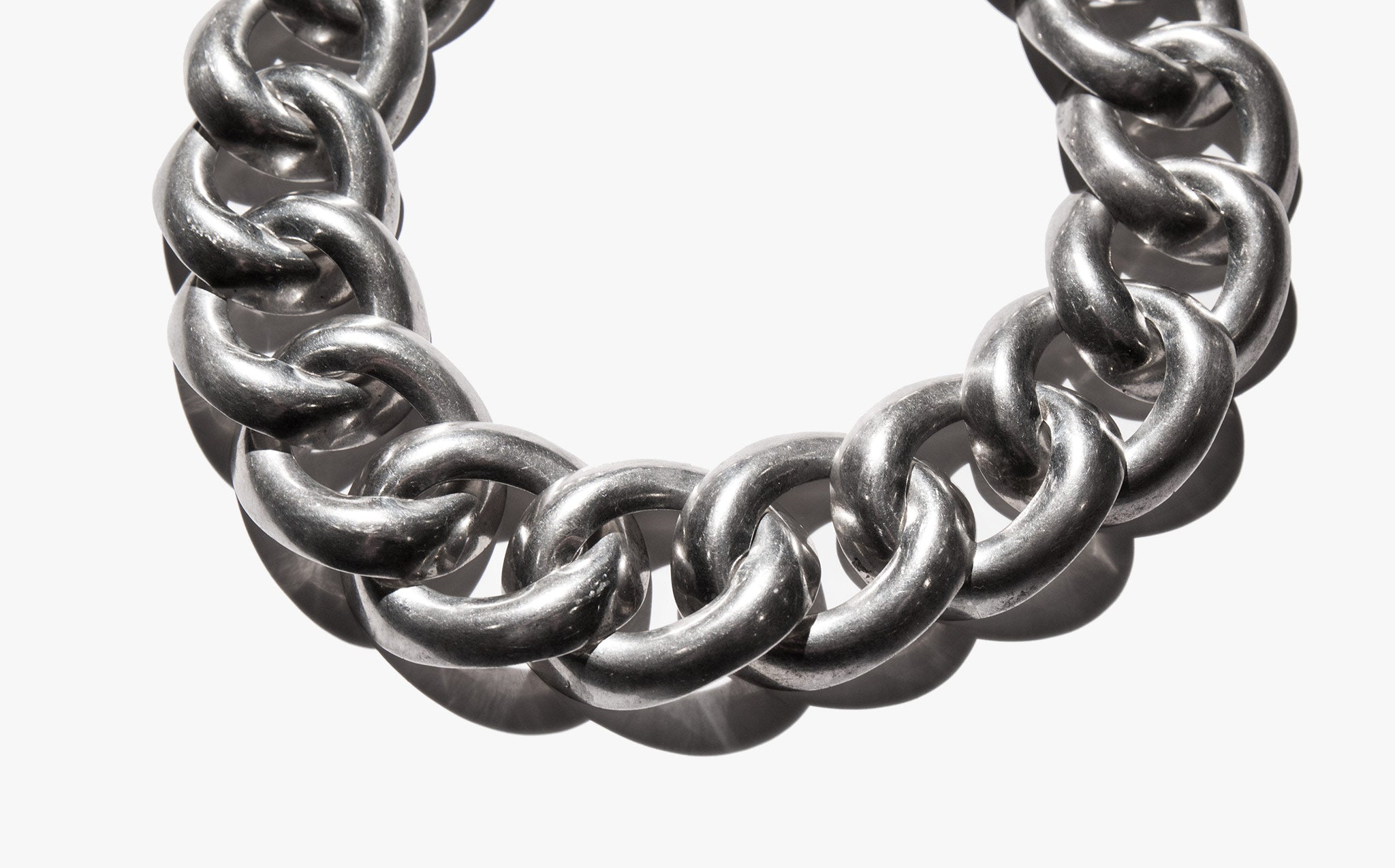Sterling Infinity Collar