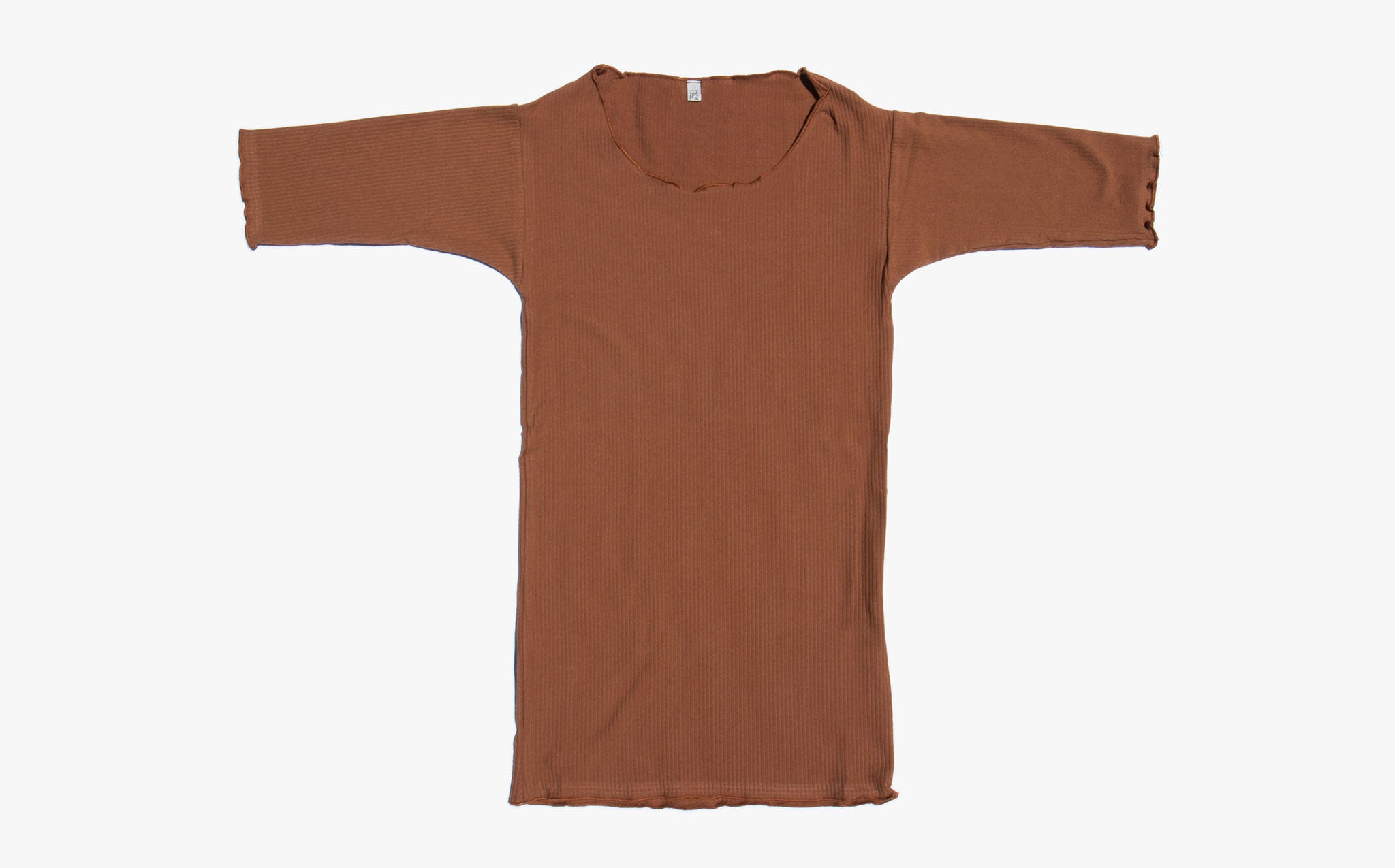Baserange Sahara Pama Ribbed Top
